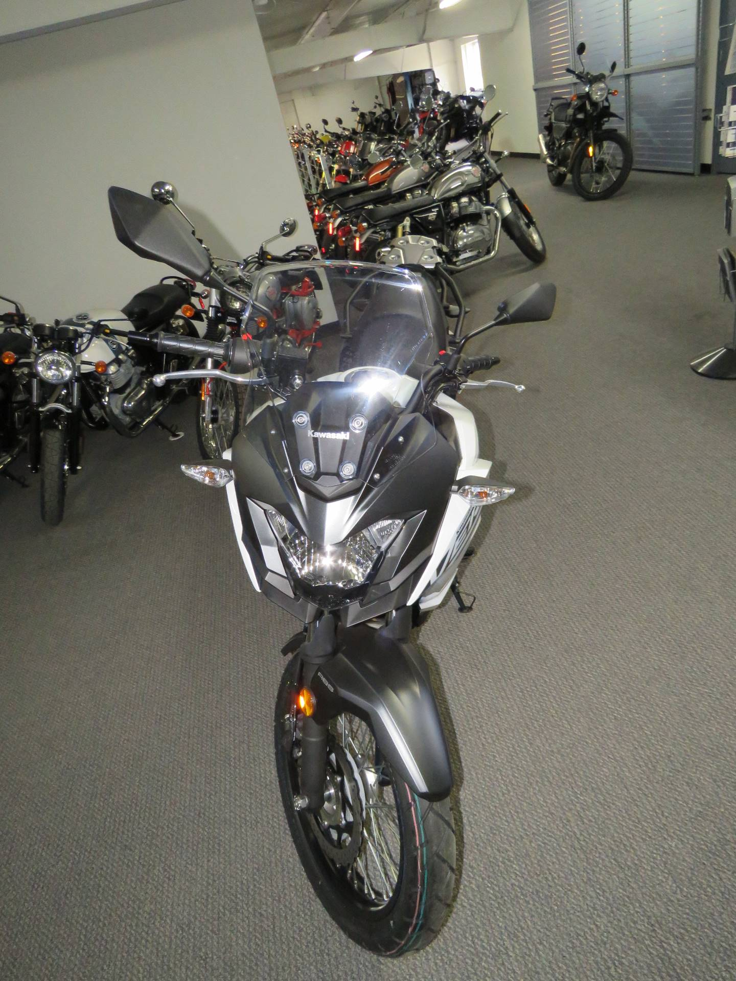 2020 Kawasaki Versys-X 300 ABS in Iowa City, Iowa - Photo 2