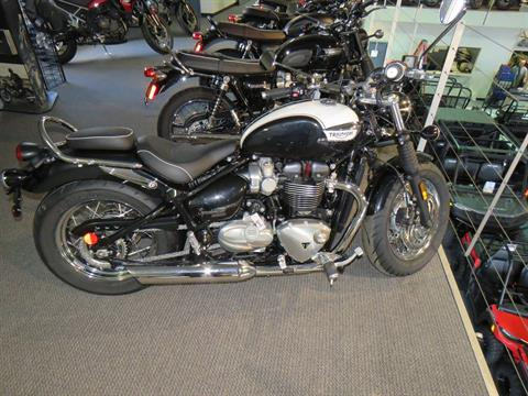 2020 Triumph Bonneville Speedmaster in Iowa City, Iowa - Photo 1