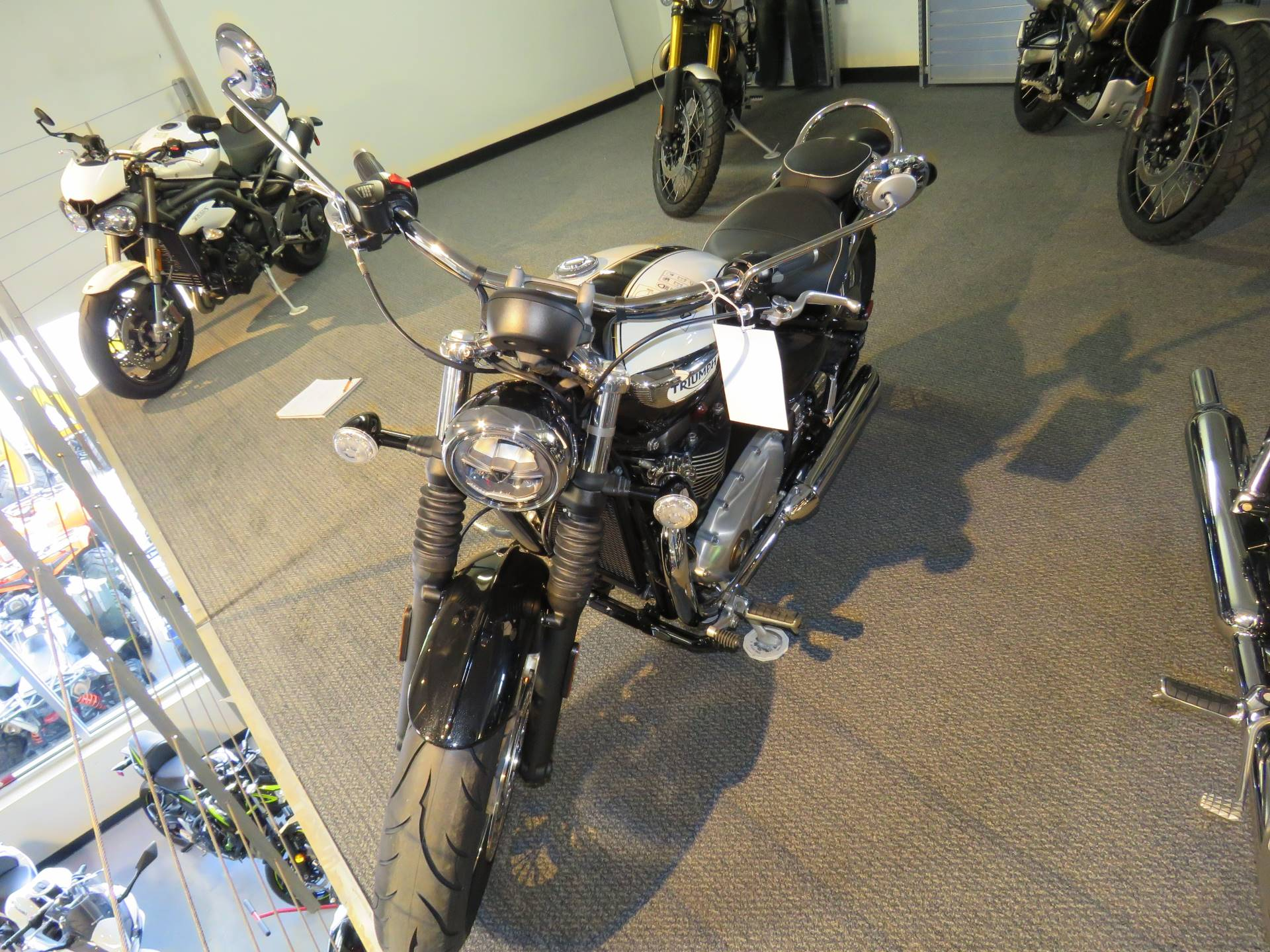 2020 Triumph Bonneville Speedmaster in Iowa City, Iowa - Photo 4