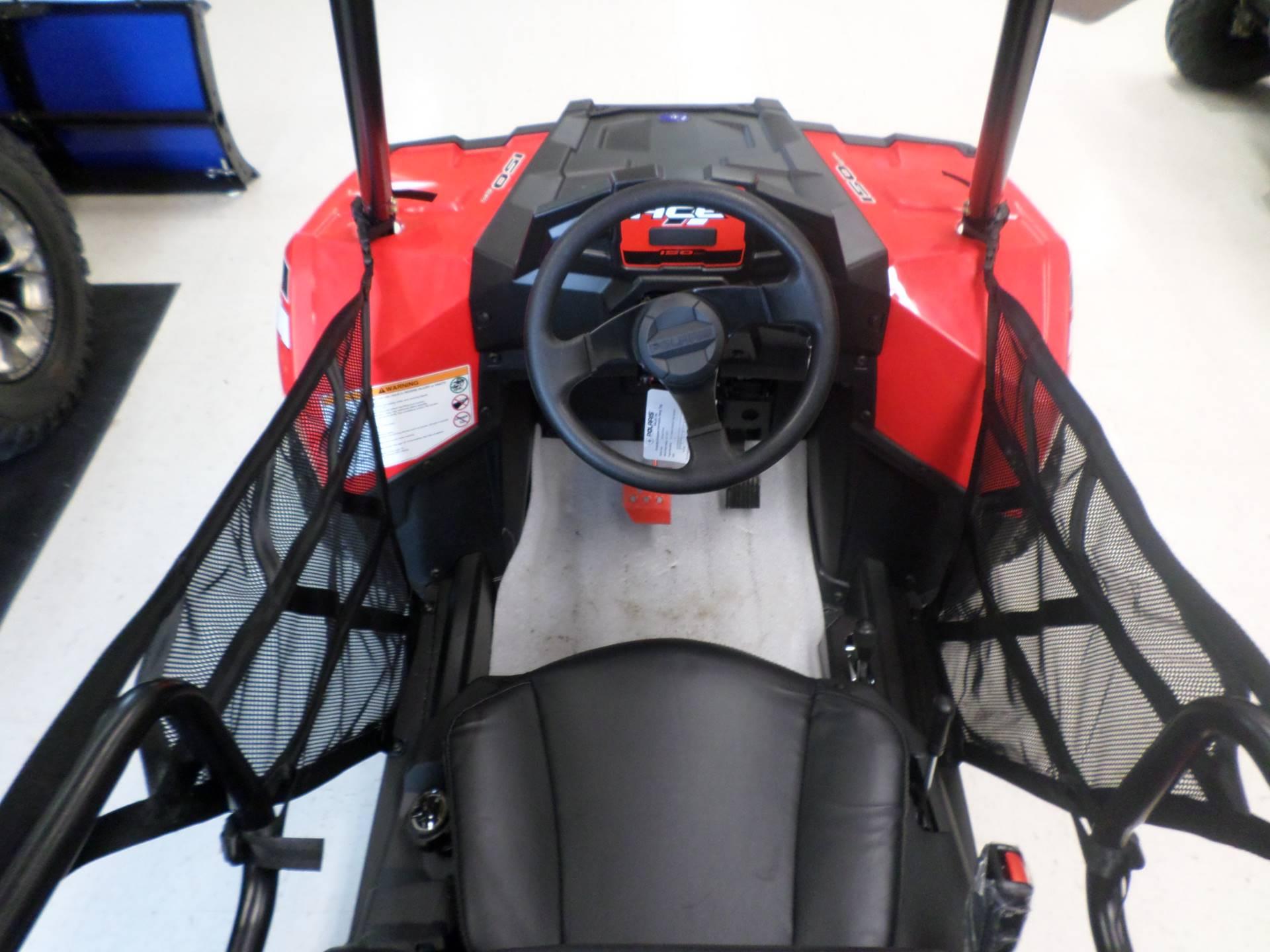 2017 Polaris Ace 150 EFI 4