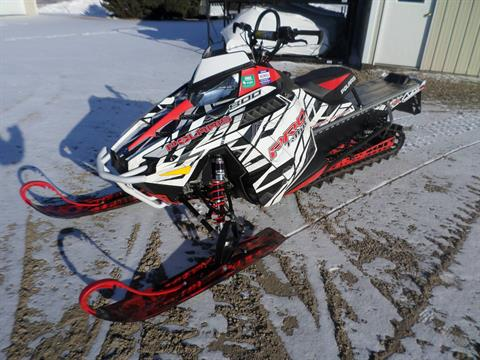 2015 Polaris 800 Pro-RMK® LE 155 - Signature SC in Lake Mills, Iowa
