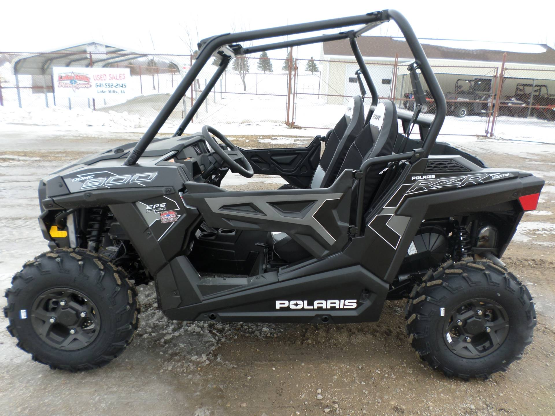 2016 Polaris RZR 900 EPS Trail for sale 5262