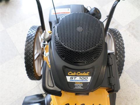 2018 Cub Cadet ST 100 Wheeled String Trimmer in Lake Mills, Iowa
