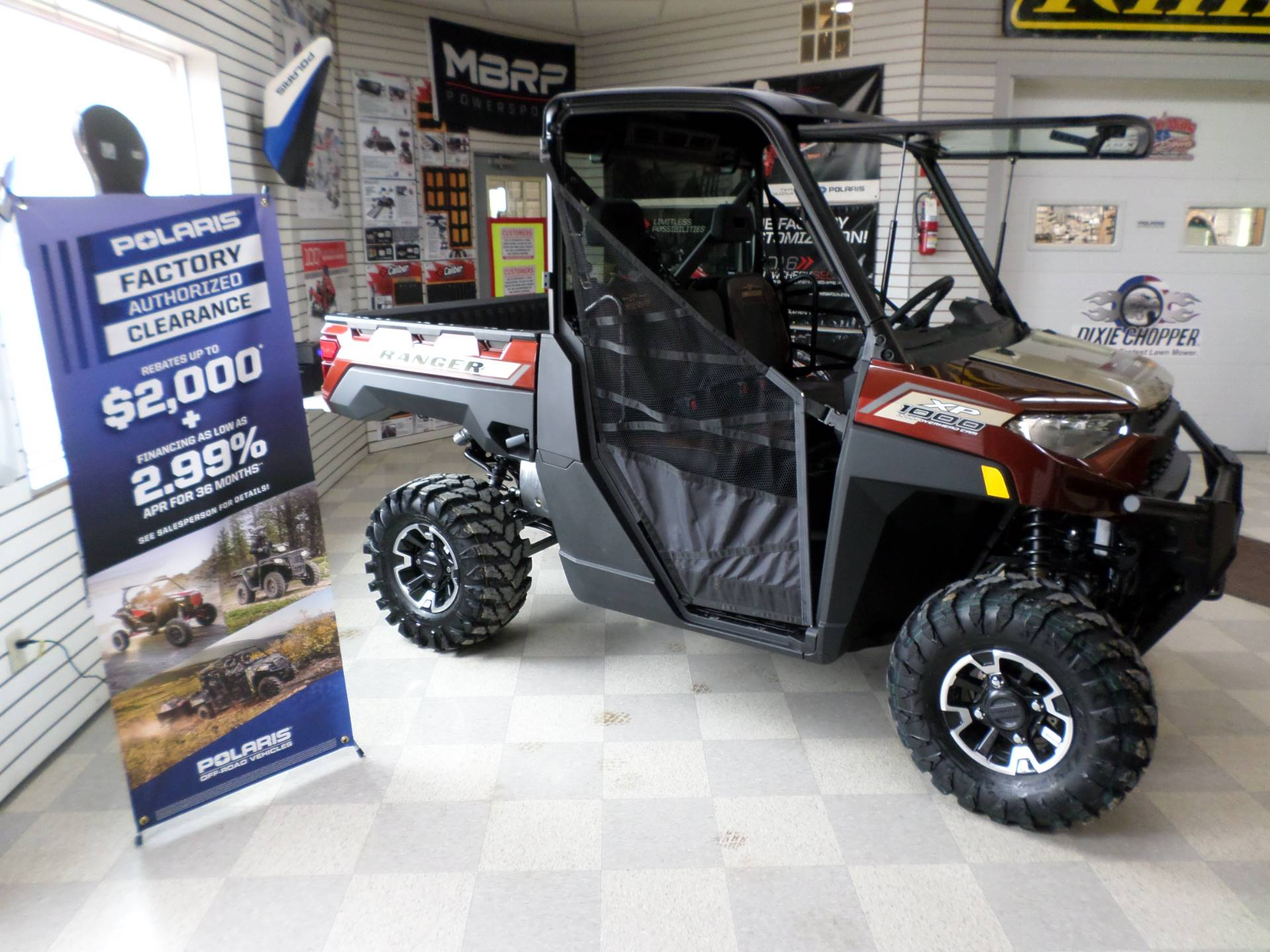 2019 Polaris Ranger XP 1000 EPS 20th Anniversary Limited Edition in Lake Mills, Iowa