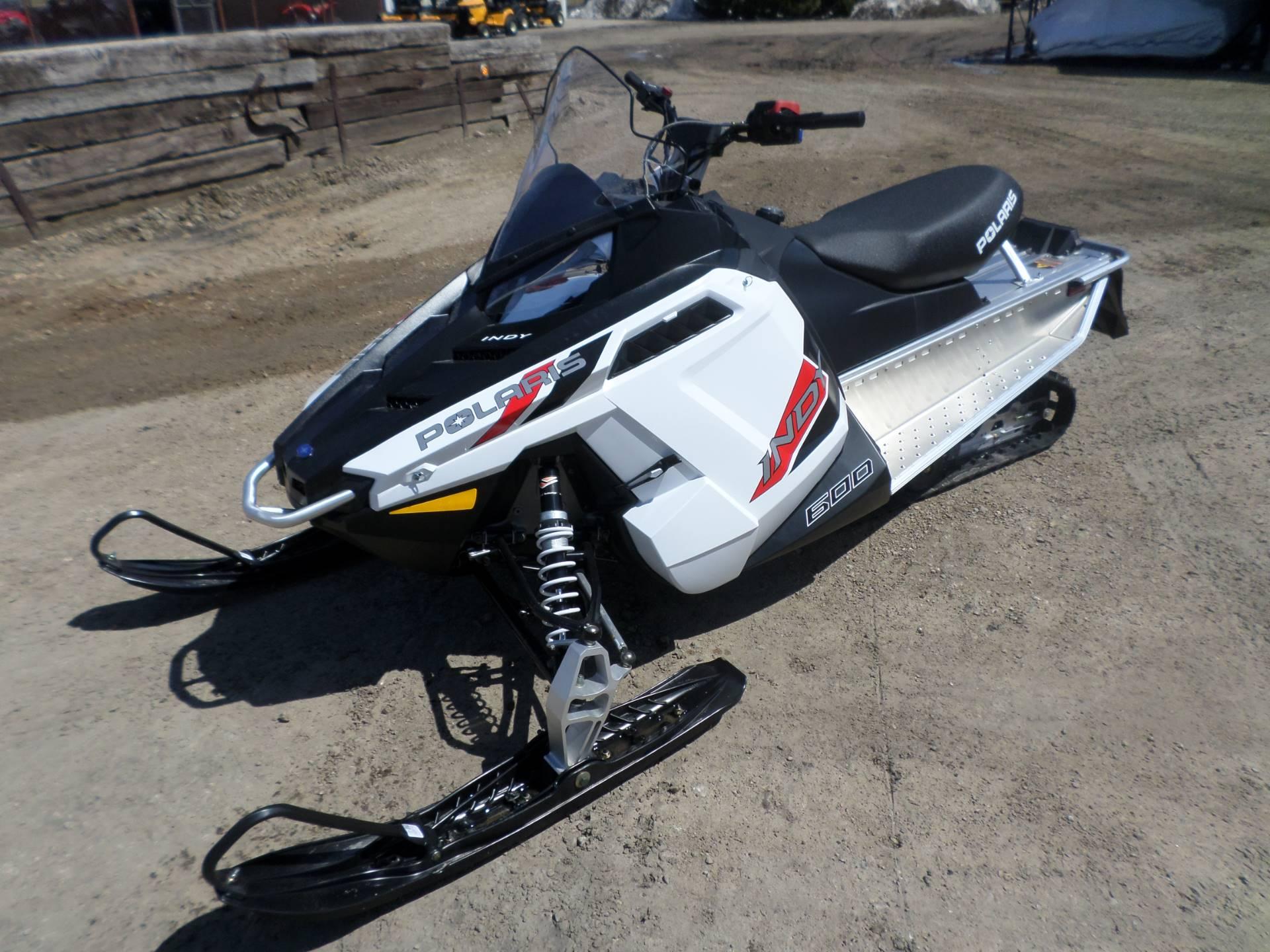 2018 Polaris 600 INDY ES for sale 2069