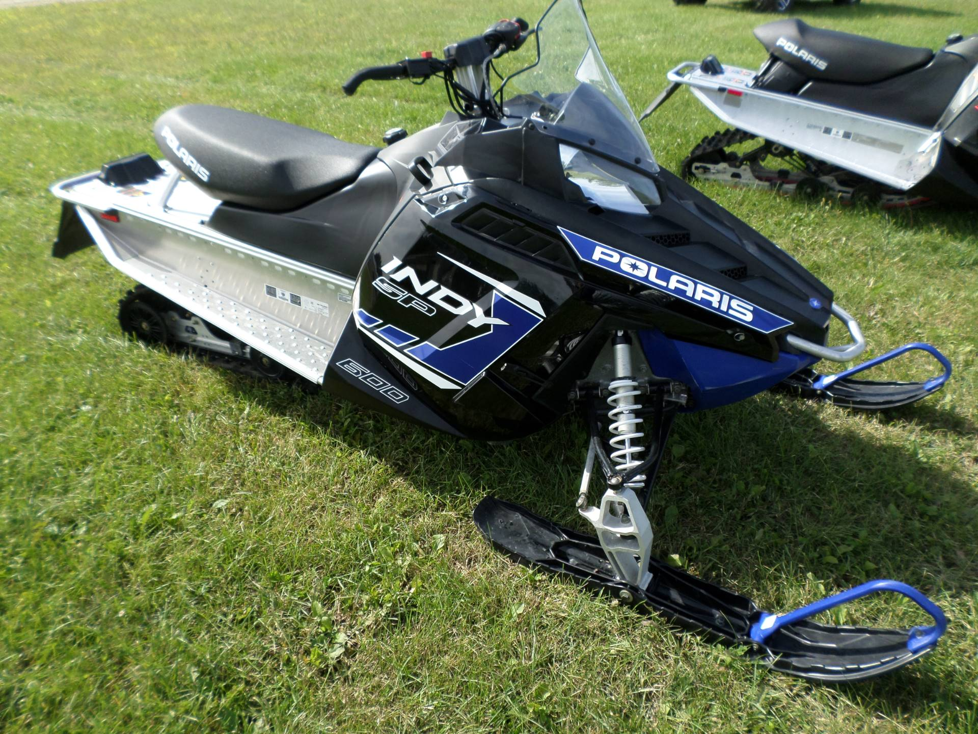 2018 Polaris 600 INDY SP ES in Lake Mills, Iowa