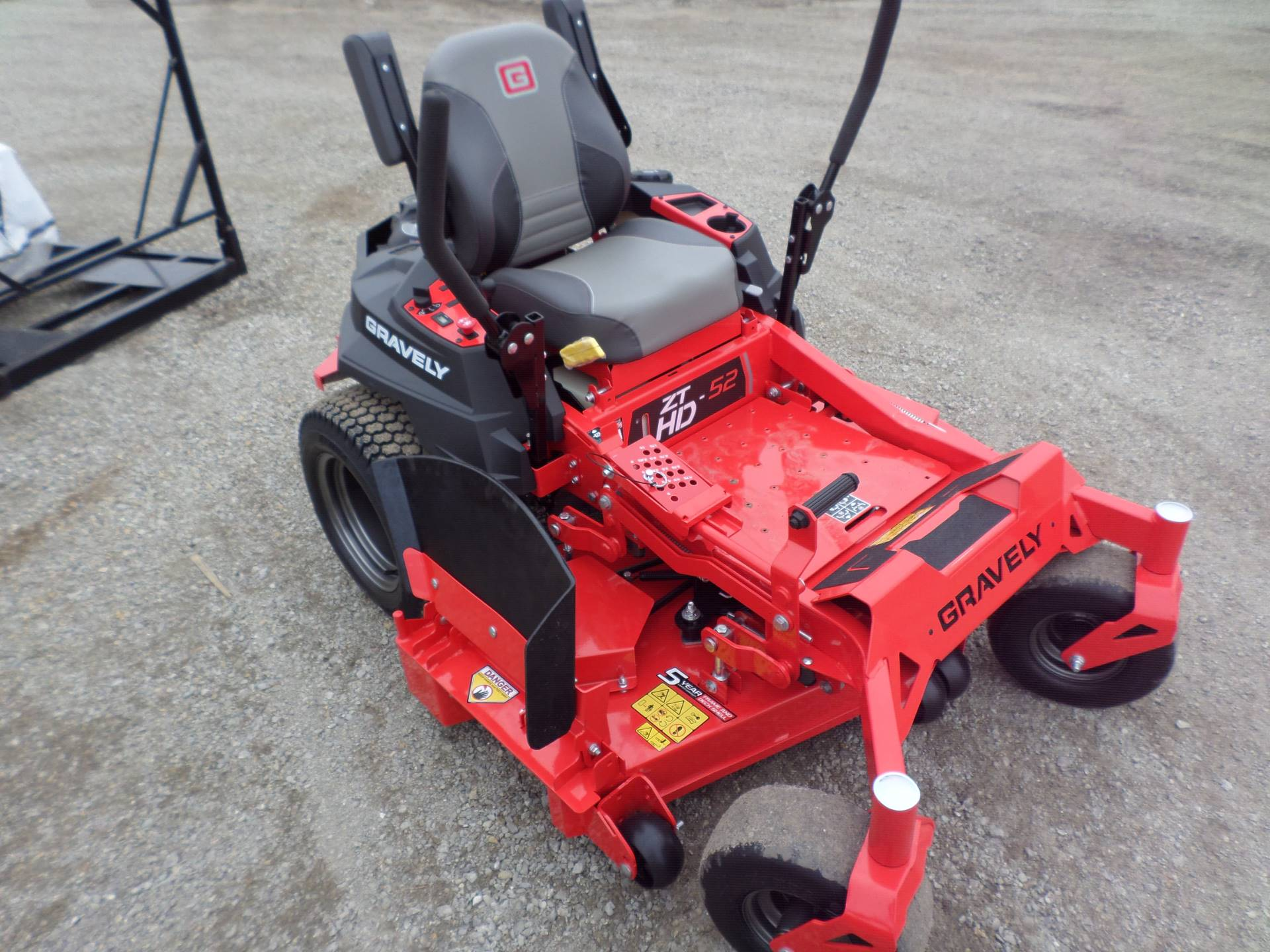 2019 Gravely USA ZT HD 52 in. Kohler Pro Series 25 hp in Lake Mills, Iowa - Photo 3