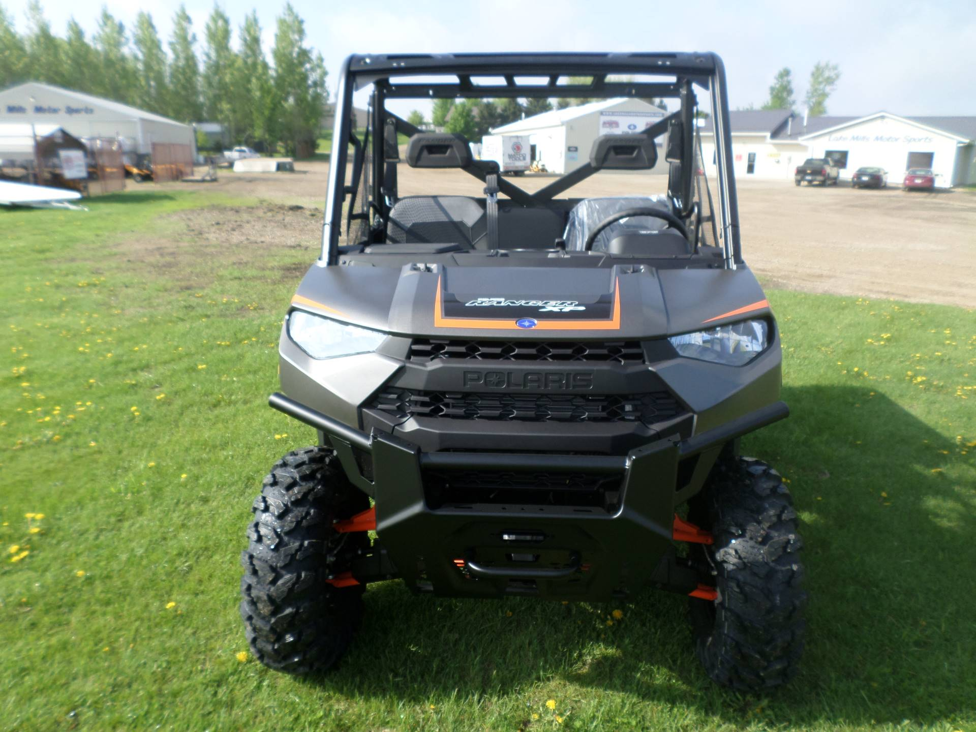 2018 Polaris Ranger XP 1000 EPS 2