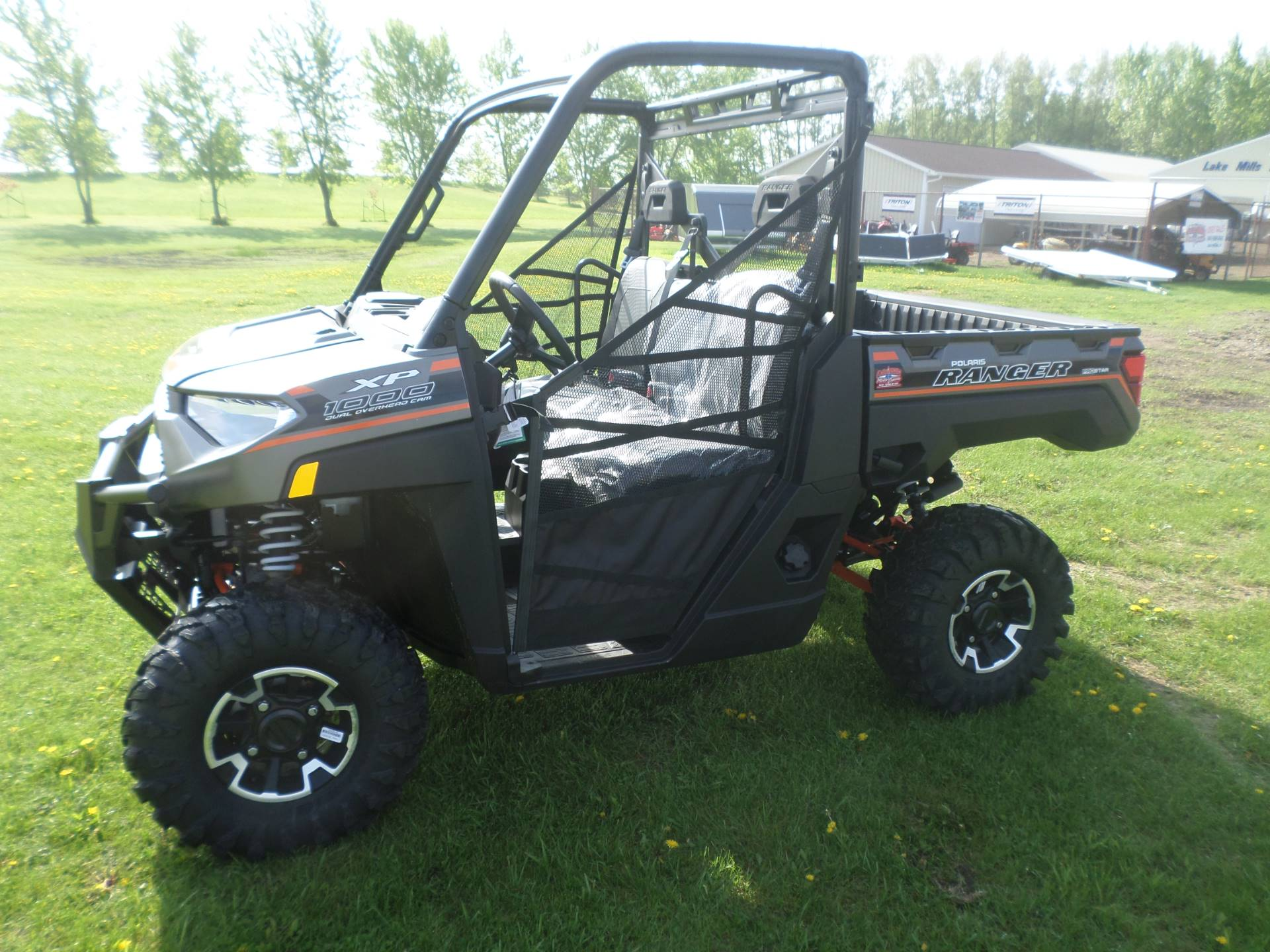 2018 Polaris Ranger XP 1000 EPS 3