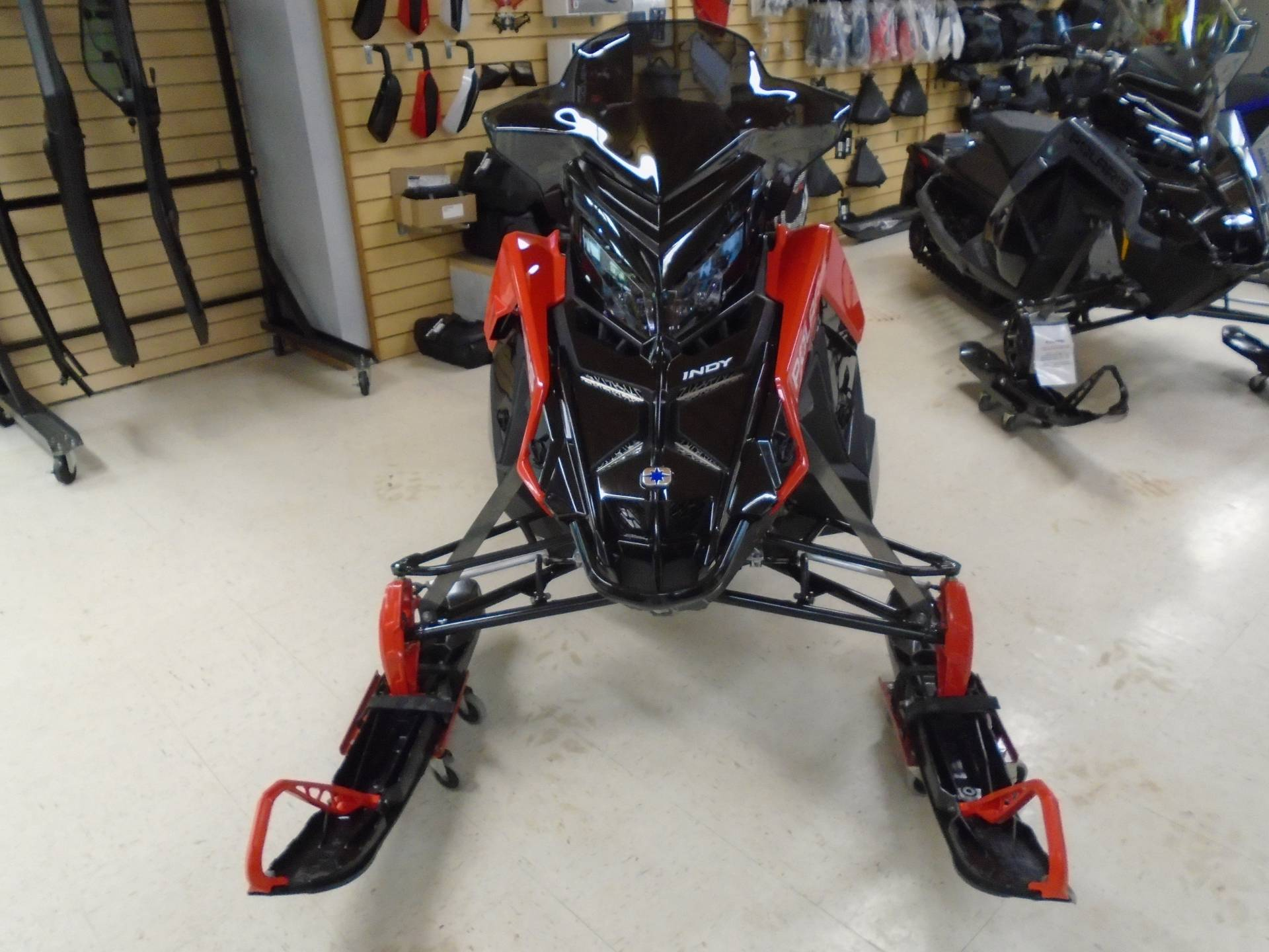 2021 Polaris 650 Indy XC 137 Launch Edition Factory Choice in Lake Mills, Iowa - Photo 2