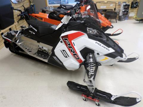 2017 Polaris 800 Switchback PRO-S ES in Lake Mills, Iowa