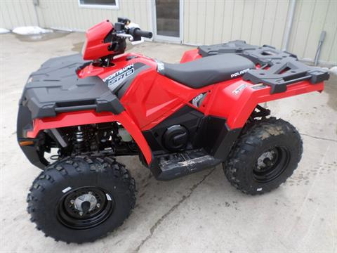 2018 Polaris Sportsman 570 EPS in Lake Mills, Iowa