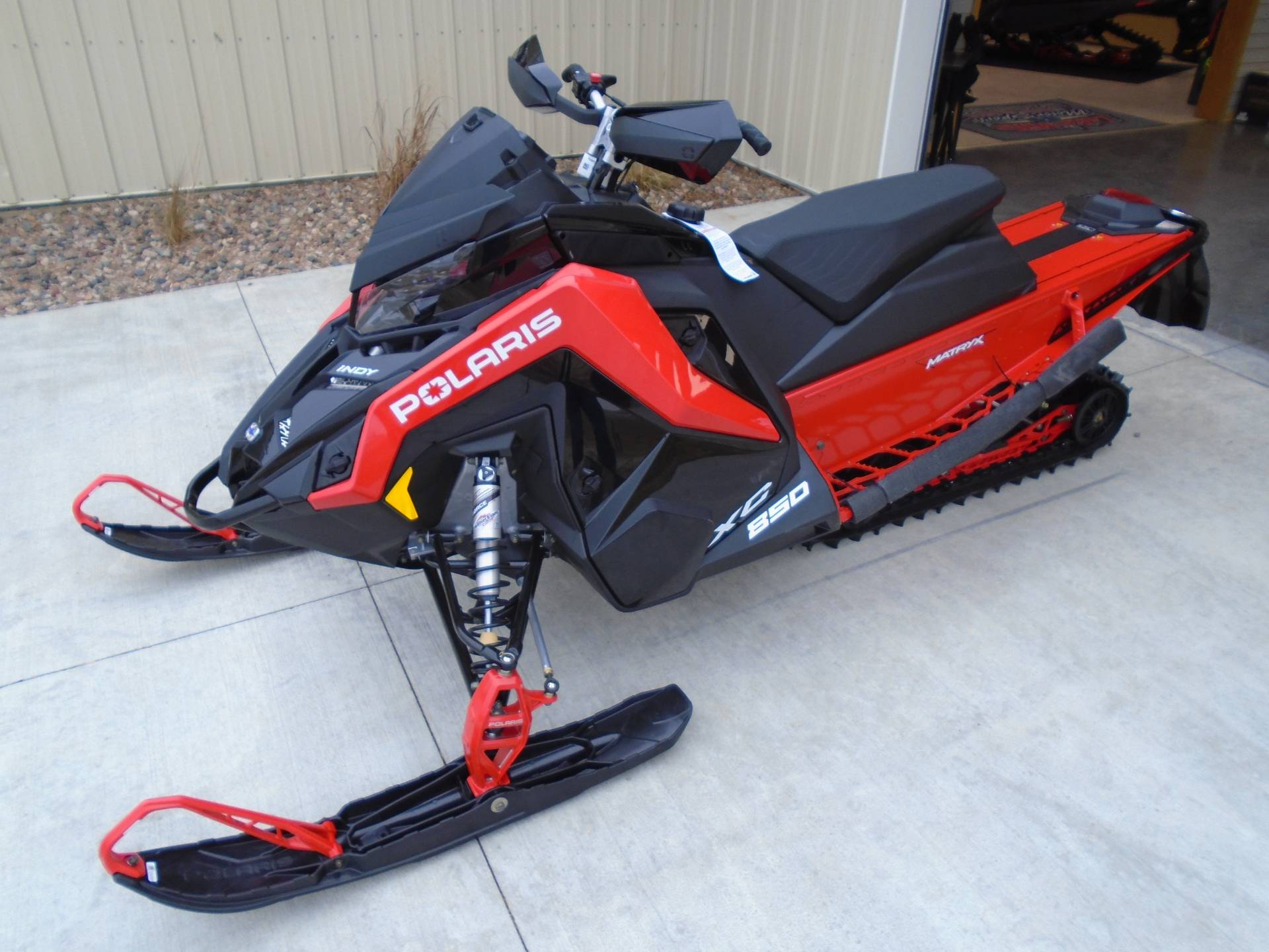 2021 Polaris 850 Indy XC 129 Launch Edition Factory Choice in Lake Mills, Iowa - Photo 1
