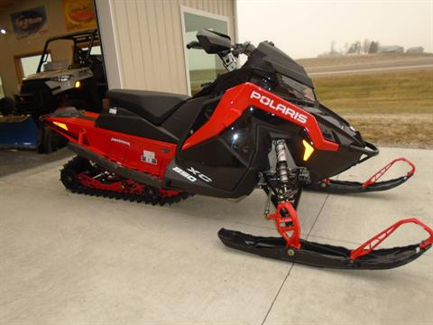 2021 Polaris 850 Indy XC 129 Launch Edition Factory Choice in Lake Mills, Iowa - Photo 3