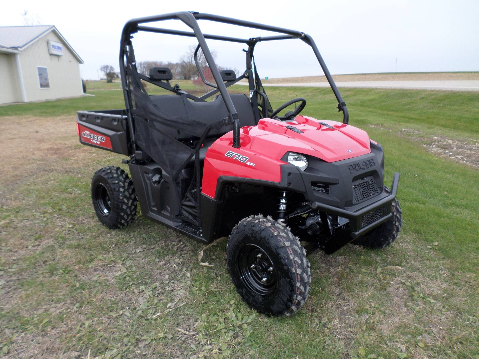 2019 Polaris Ranger 570 Full-Size 1