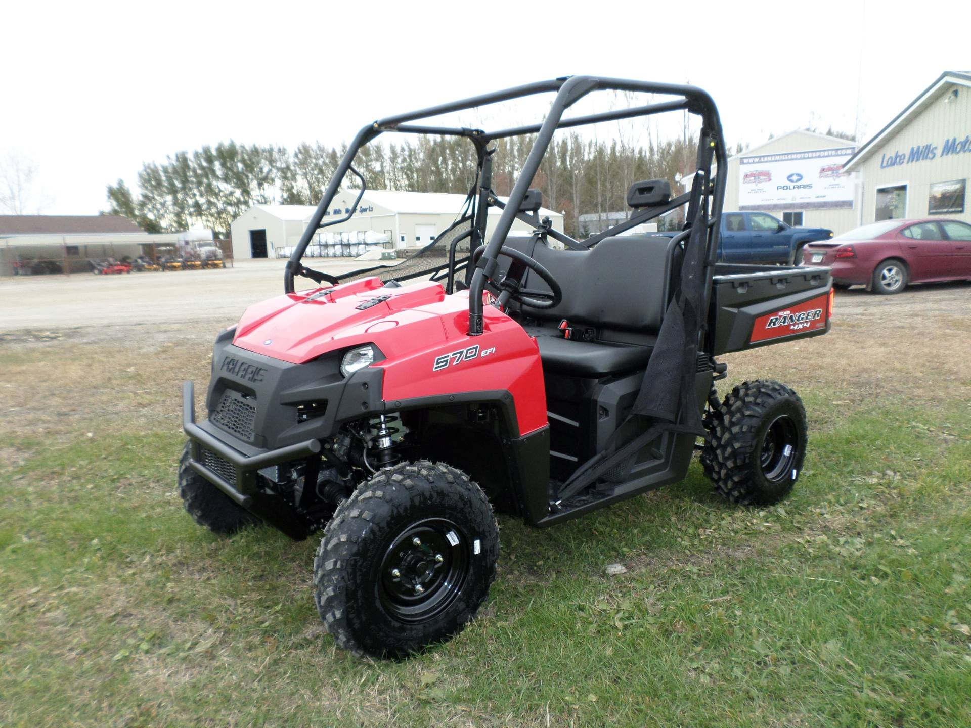 2019 Polaris Ranger 570 Full-Size 2