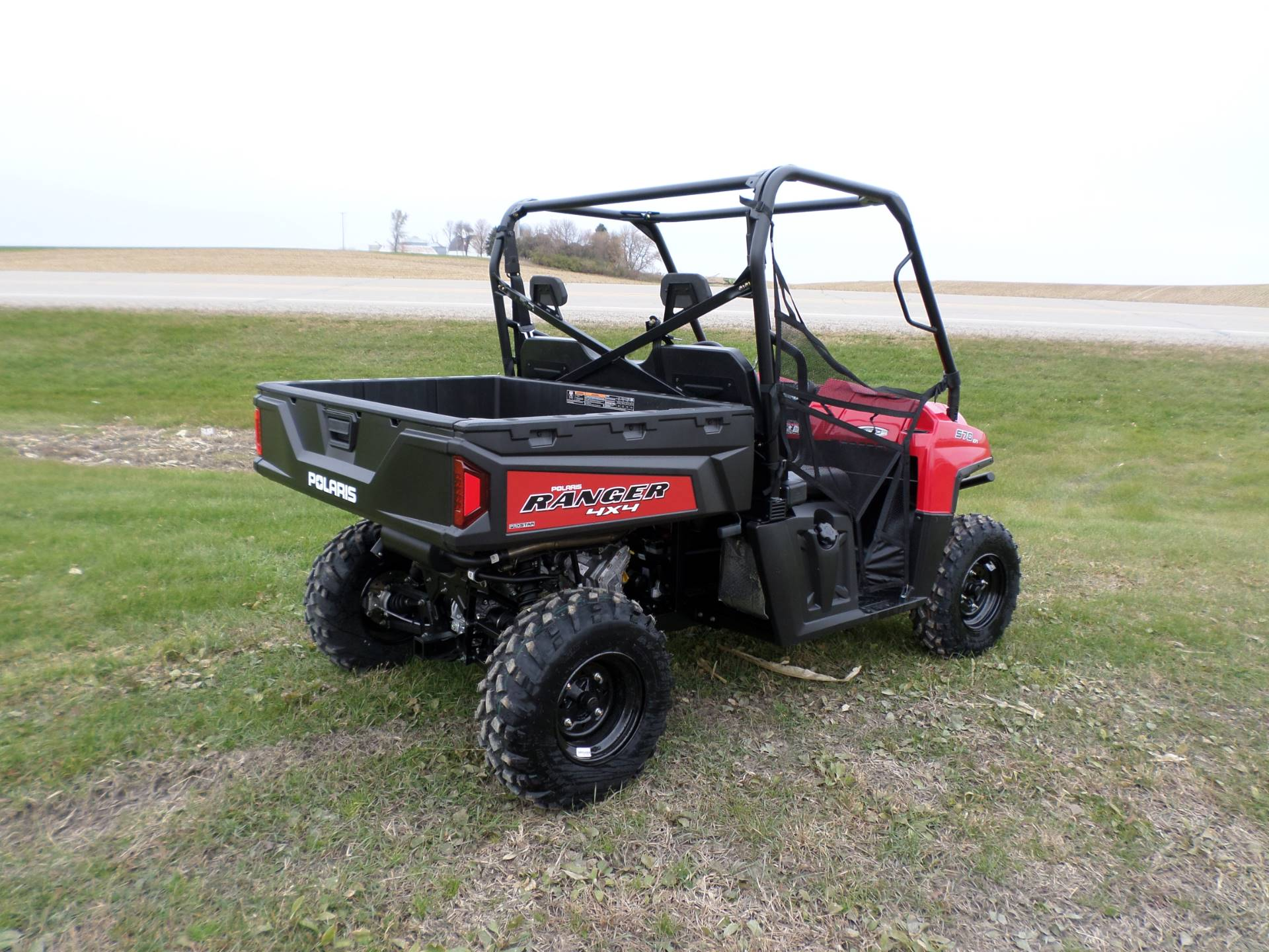 2019 Polaris Ranger 570 Full-Size 3