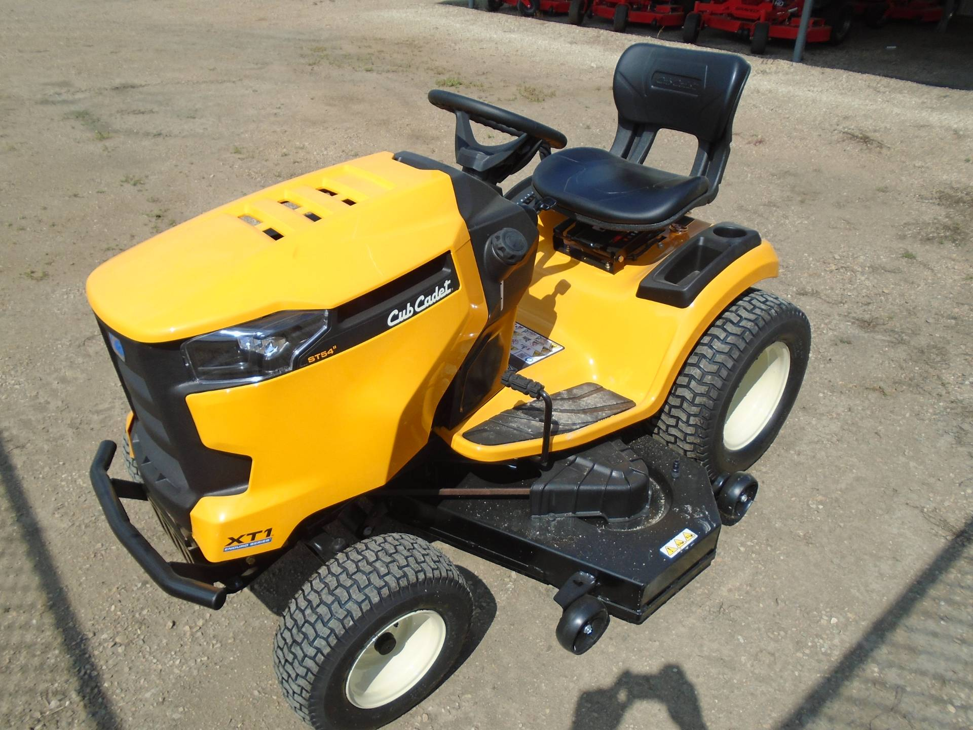 2020 Cub Cadet XT1 ST54 54 in. Kohler 7000 Series 24 hp in Lake Mills, Iowa - Photo 1