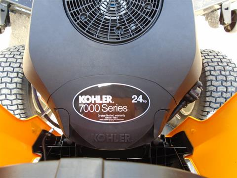 2020 Cub Cadet XT1 ST54 54 in. Kohler 7000 Series 24 hp in Lake Mills, Iowa - Photo 4
