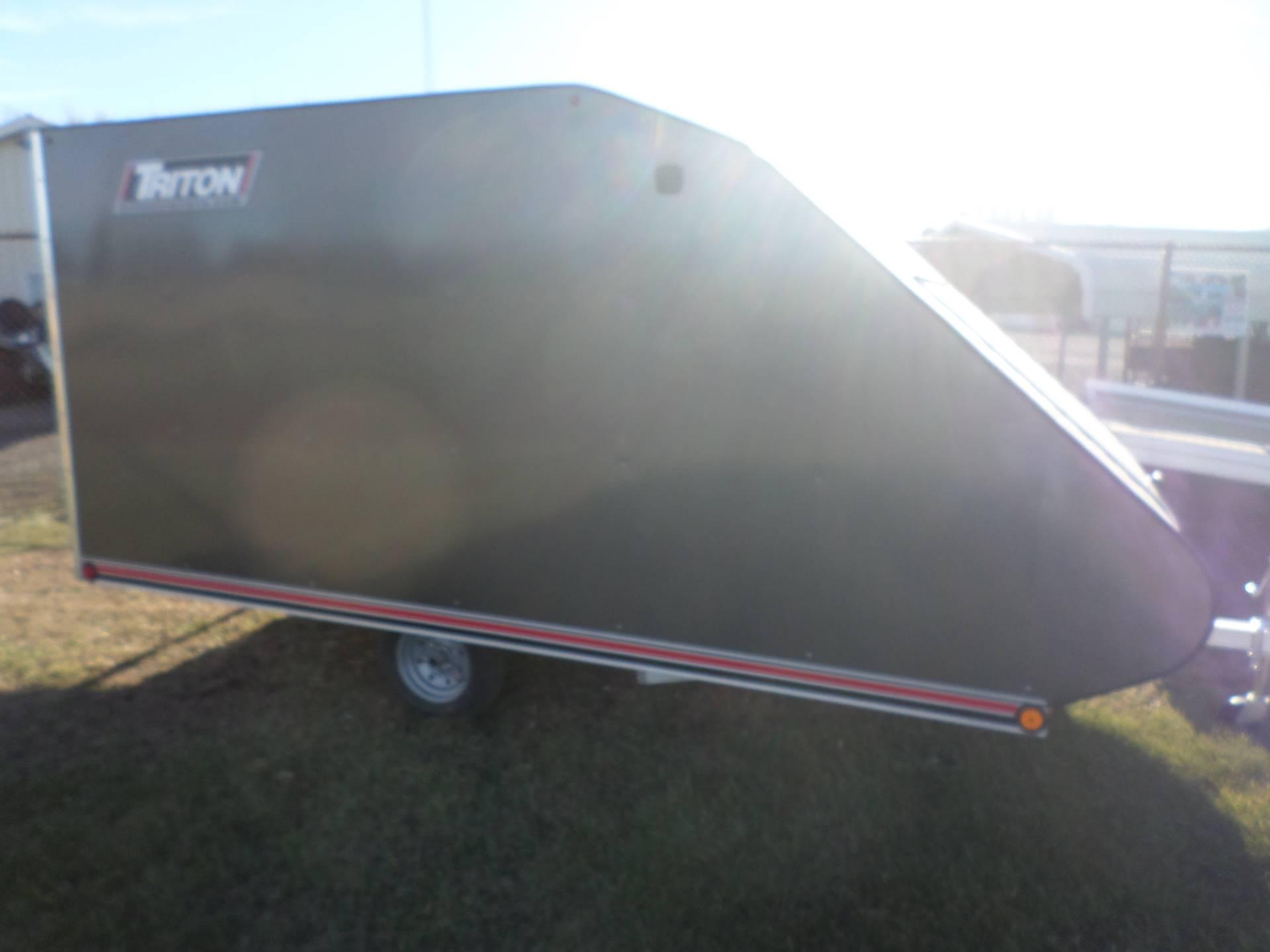 New 2018 Triton Trailers Tc128 Cargo In Lake Mills Ia Trailer Wiring Harness Iowa