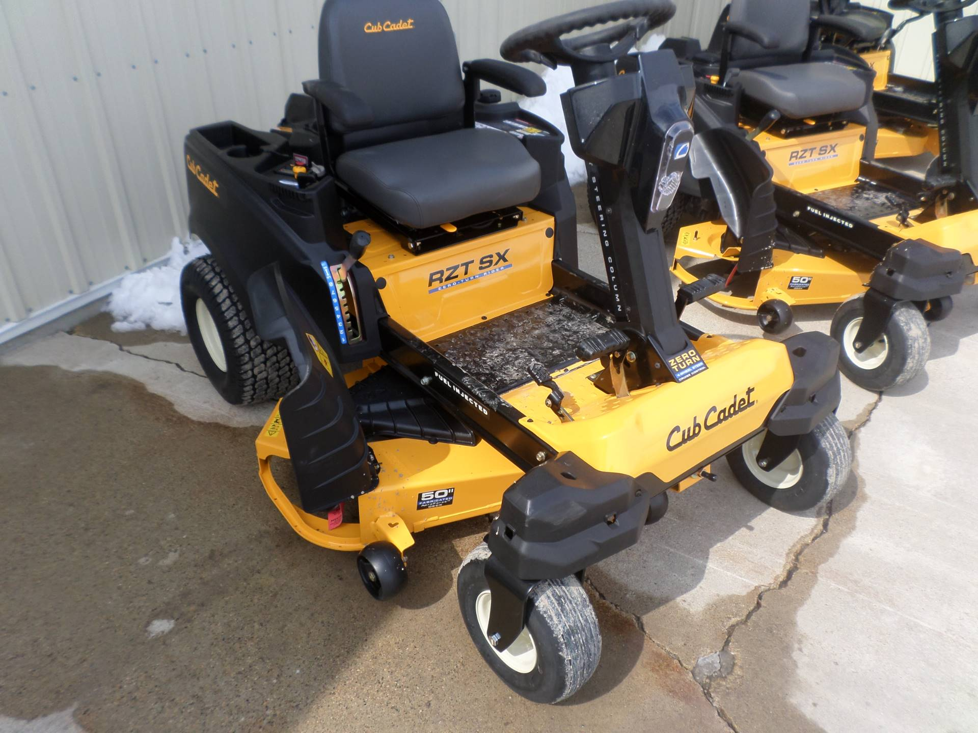 2018 Cub Cadet RZT SX 50 in. in Lake Mills, Iowa - Photo 1