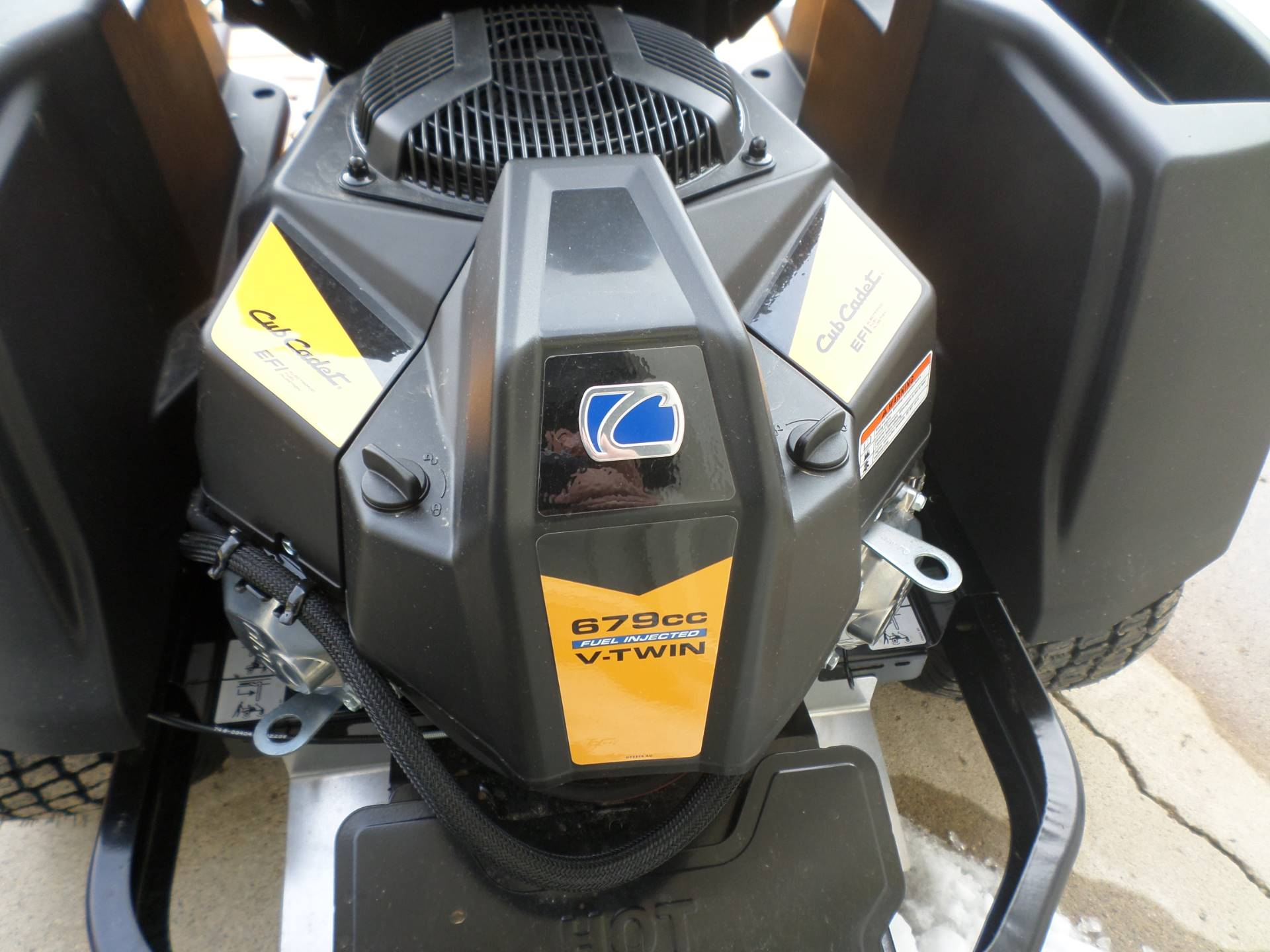 2018 Cub Cadet RZT SX 50 in. in Lake Mills, Iowa - Photo 5