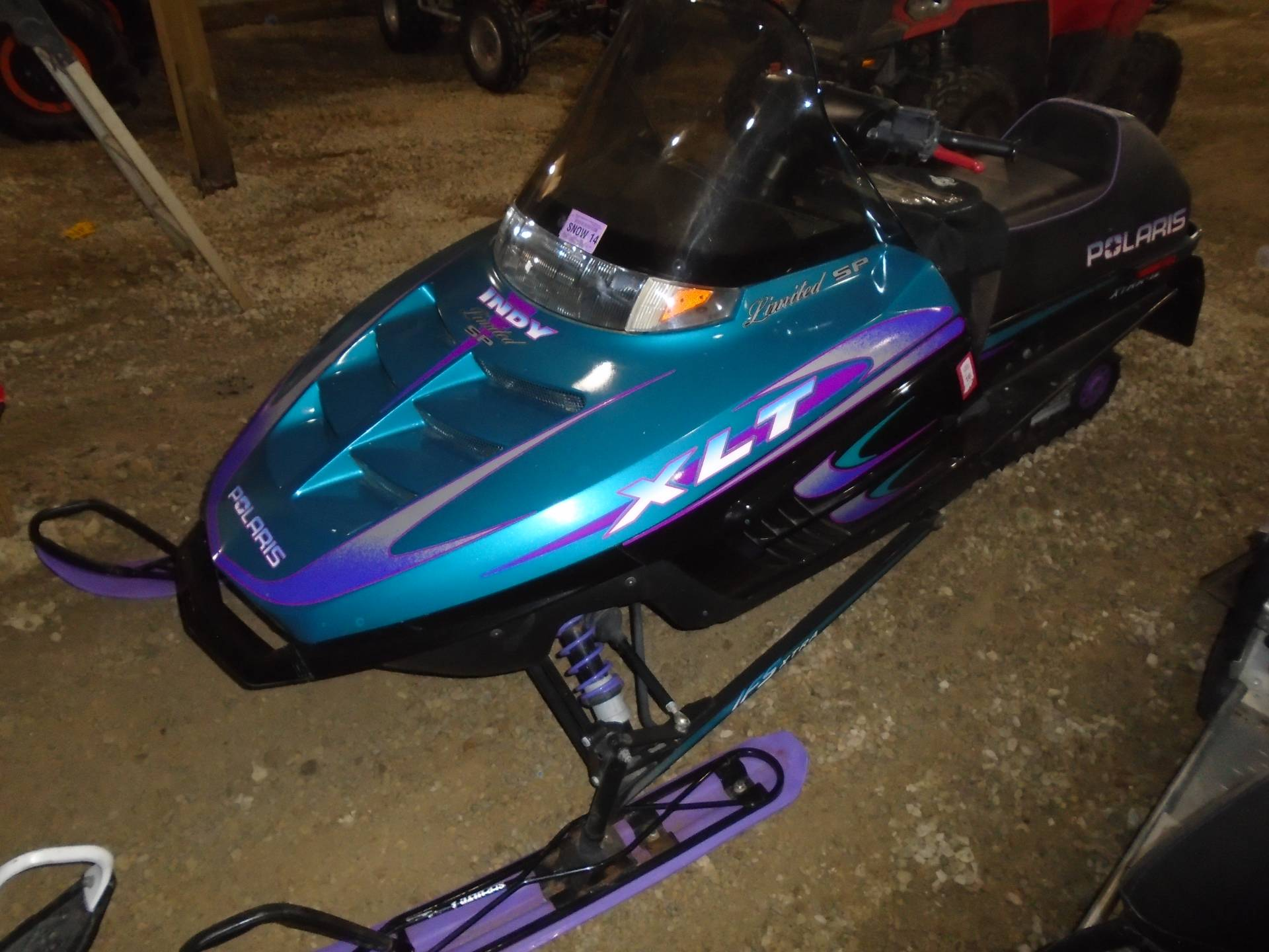 1997 Polaris INDY XLT SP in Lake Mills, Iowa - Photo 1