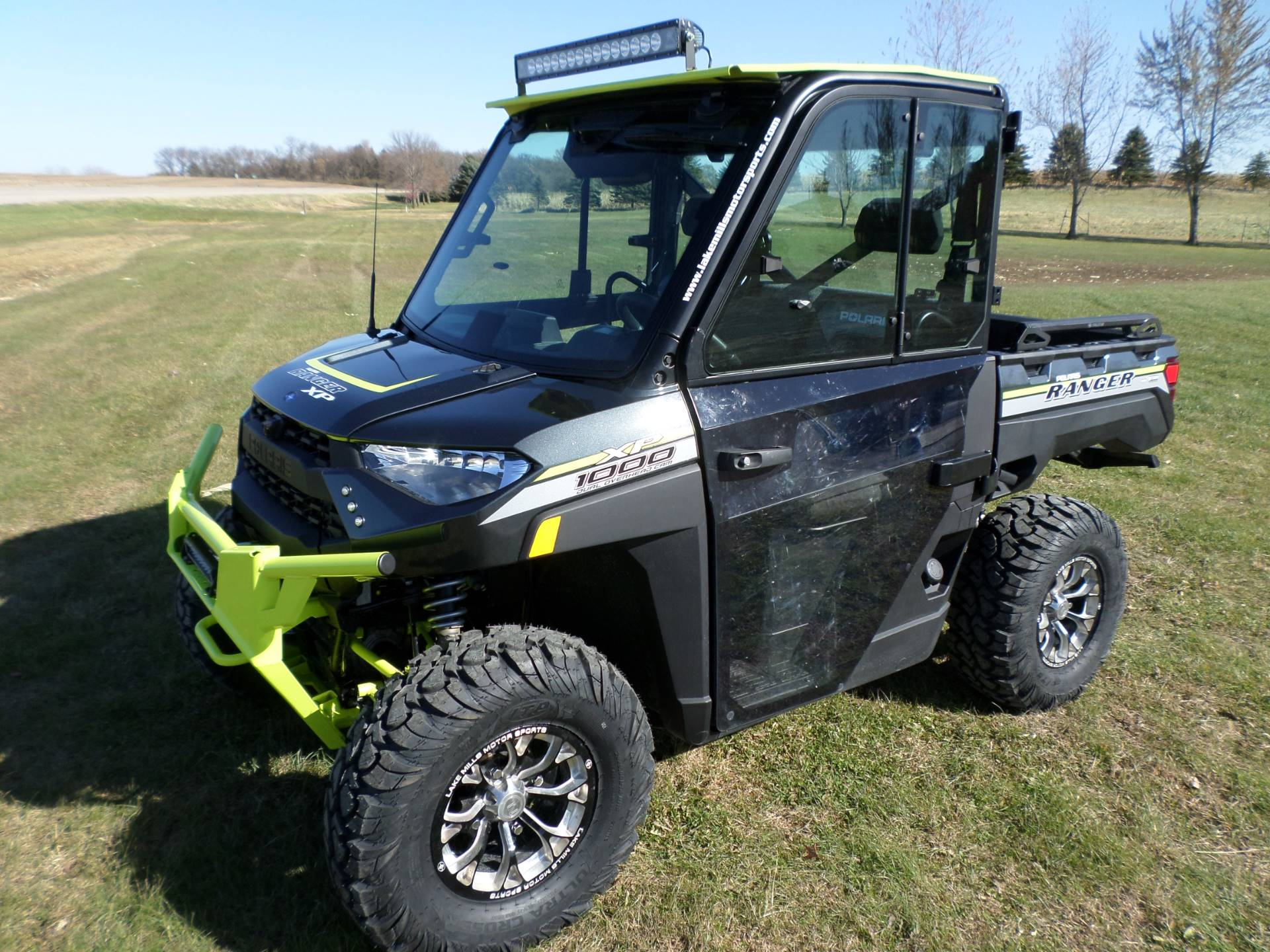 2019 Polaris Ranger XP 1000 EPS Ride Command 1