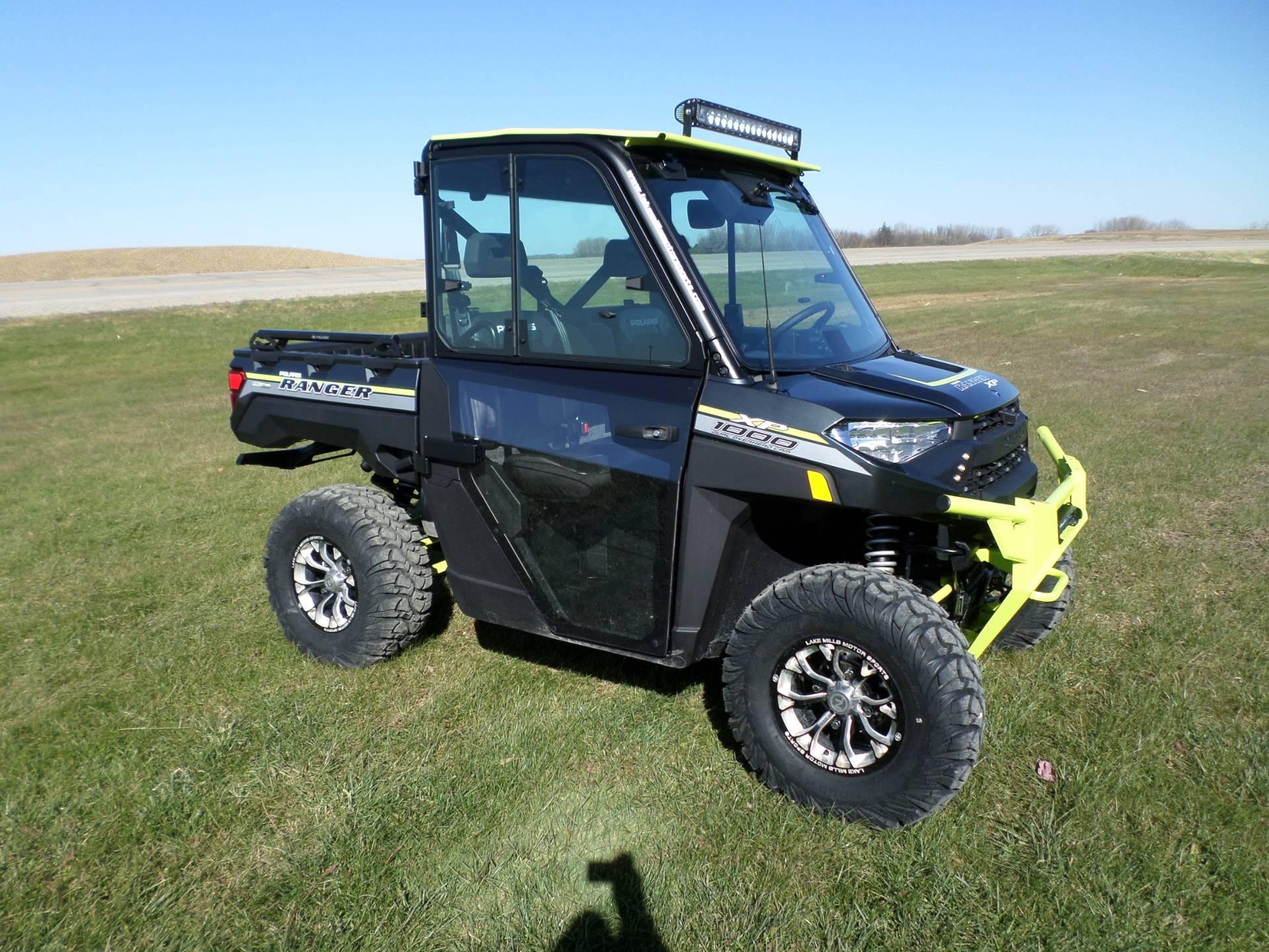 2019 Polaris Ranger XP 1000 EPS Ride Command 4