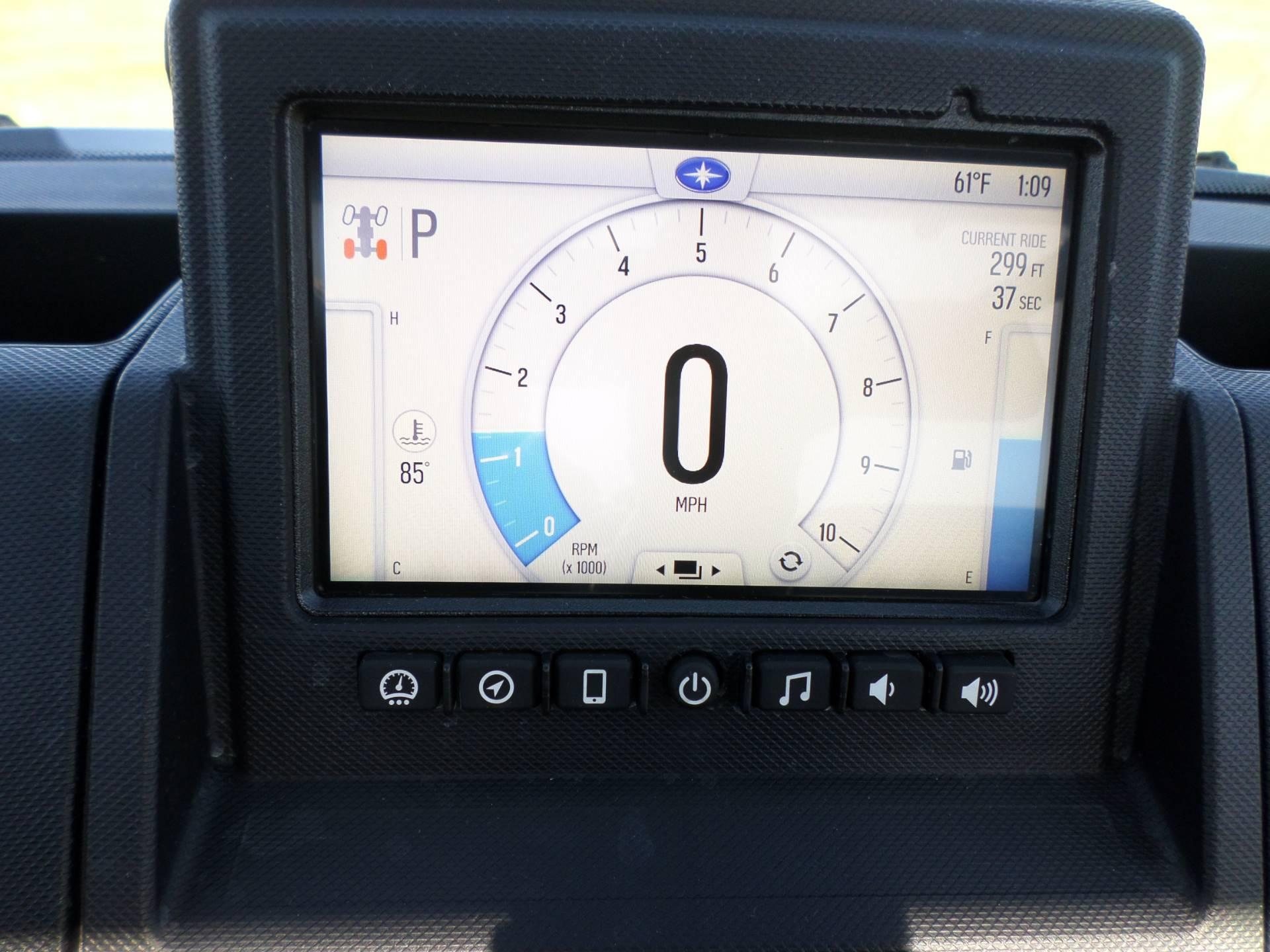 2019 Polaris Ranger XP 1000 EPS Ride Command 6