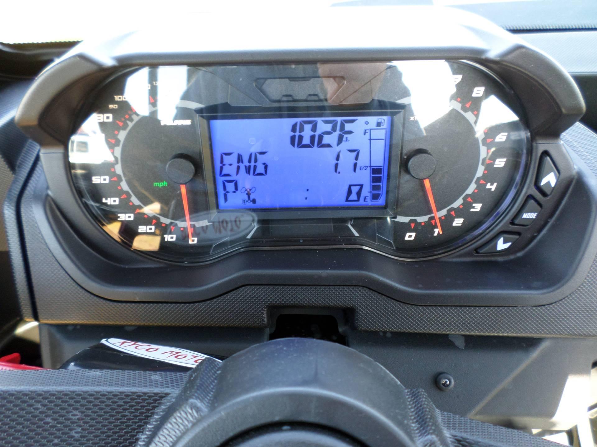 2019 Polaris Ranger XP 1000 EPS Ride Command 8