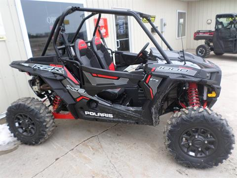 2018 Polaris RZR XP 1000 EPS Ride Command Edition in Lake Mills, Iowa