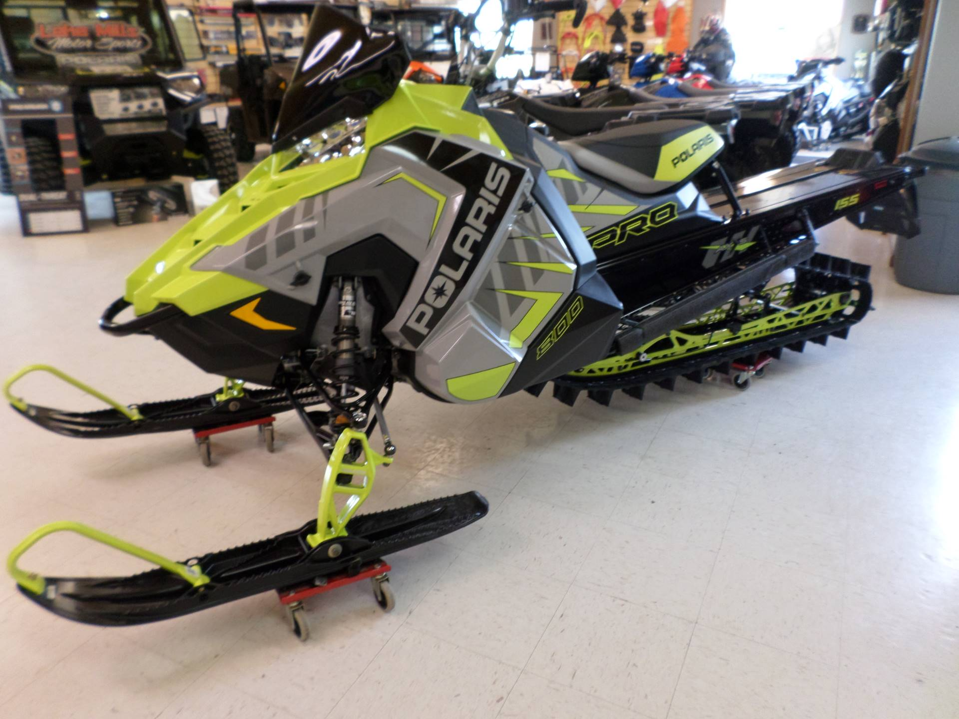 2020 Polaris 800 PRO RMK 155 SC in Lake Mills, Iowa - Photo 1