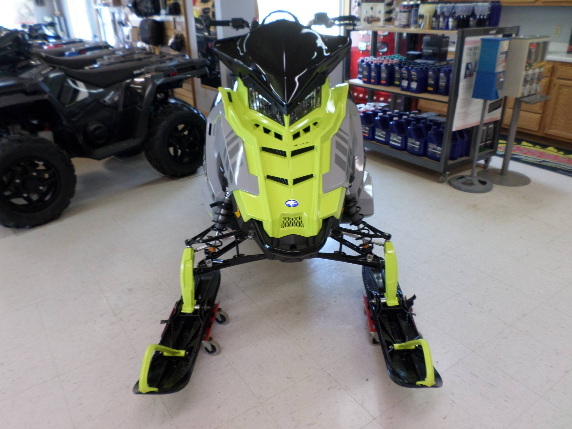 2020 Polaris 800 PRO RMK 155 SC in Lake Mills, Iowa - Photo 2