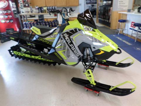 2020 Polaris 800 PRO RMK 155 SC in Lake Mills, Iowa - Photo 3