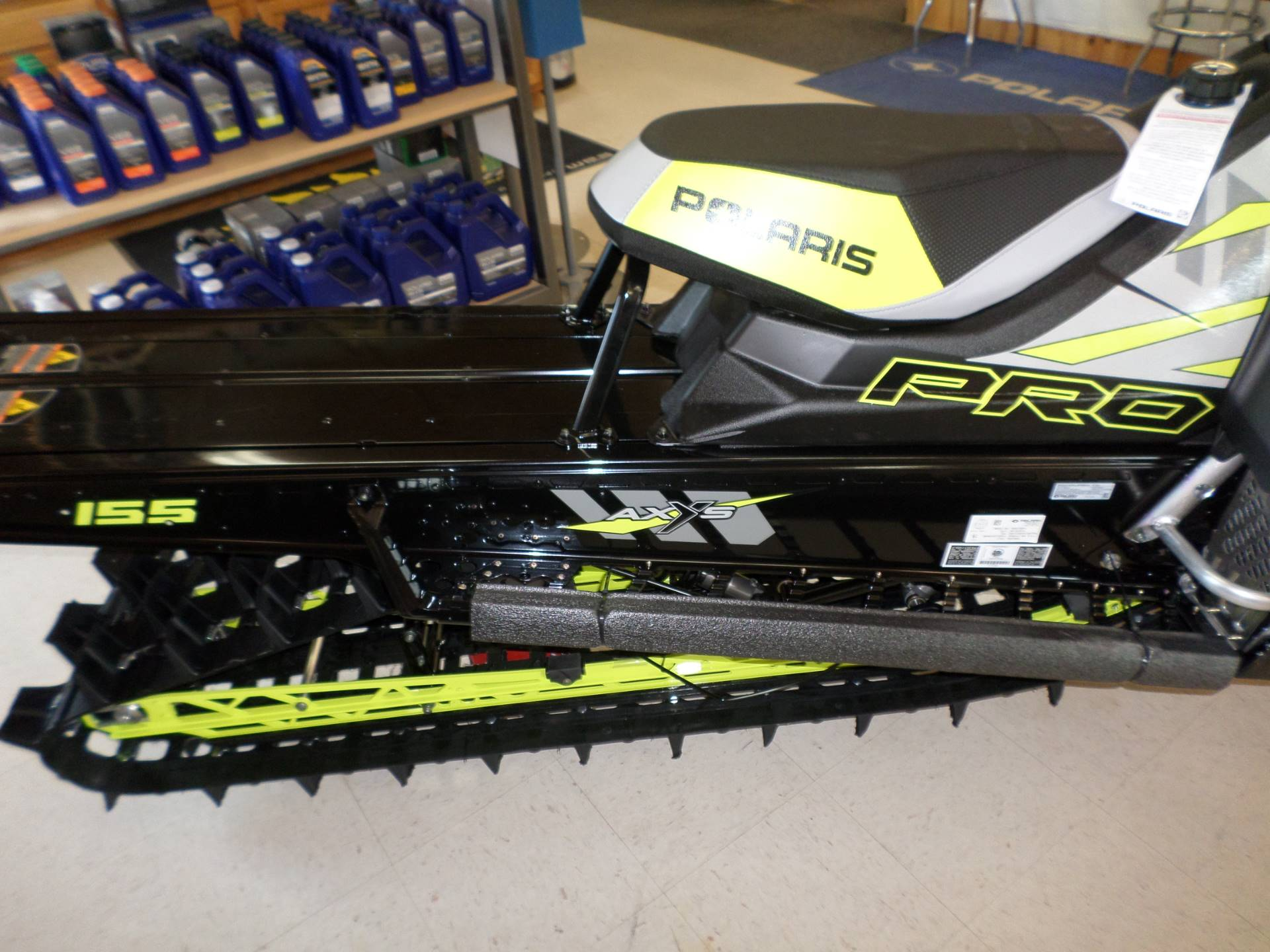 2020 Polaris 800 PRO RMK 155 SC in Lake Mills, Iowa - Photo 4