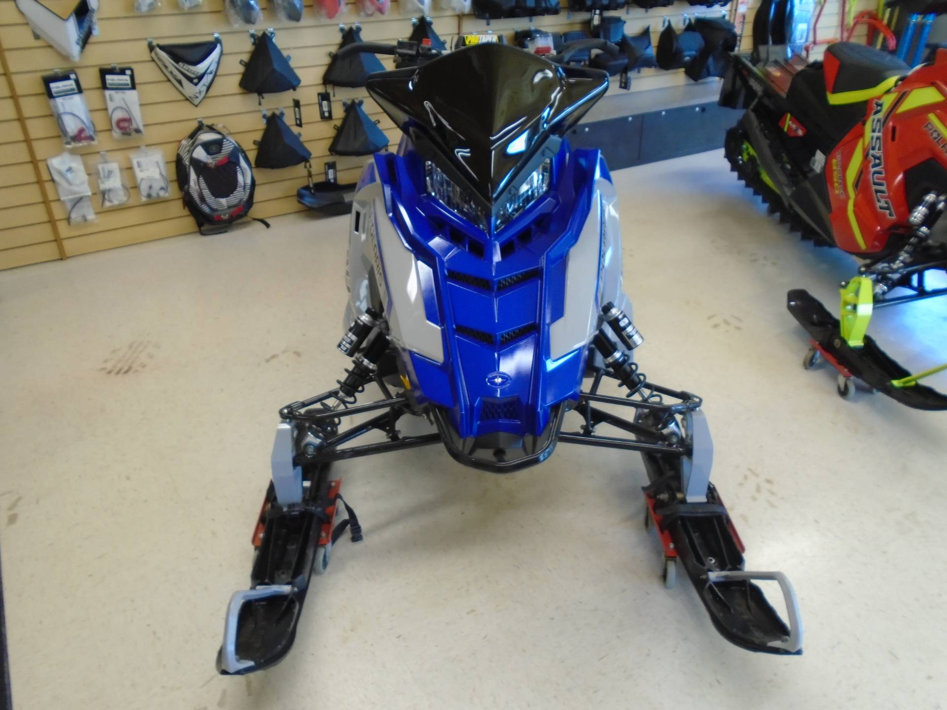 2021 Polaris 850 Switchback Assault 144 Factory Choice in Lake Mills, Iowa - Photo 2