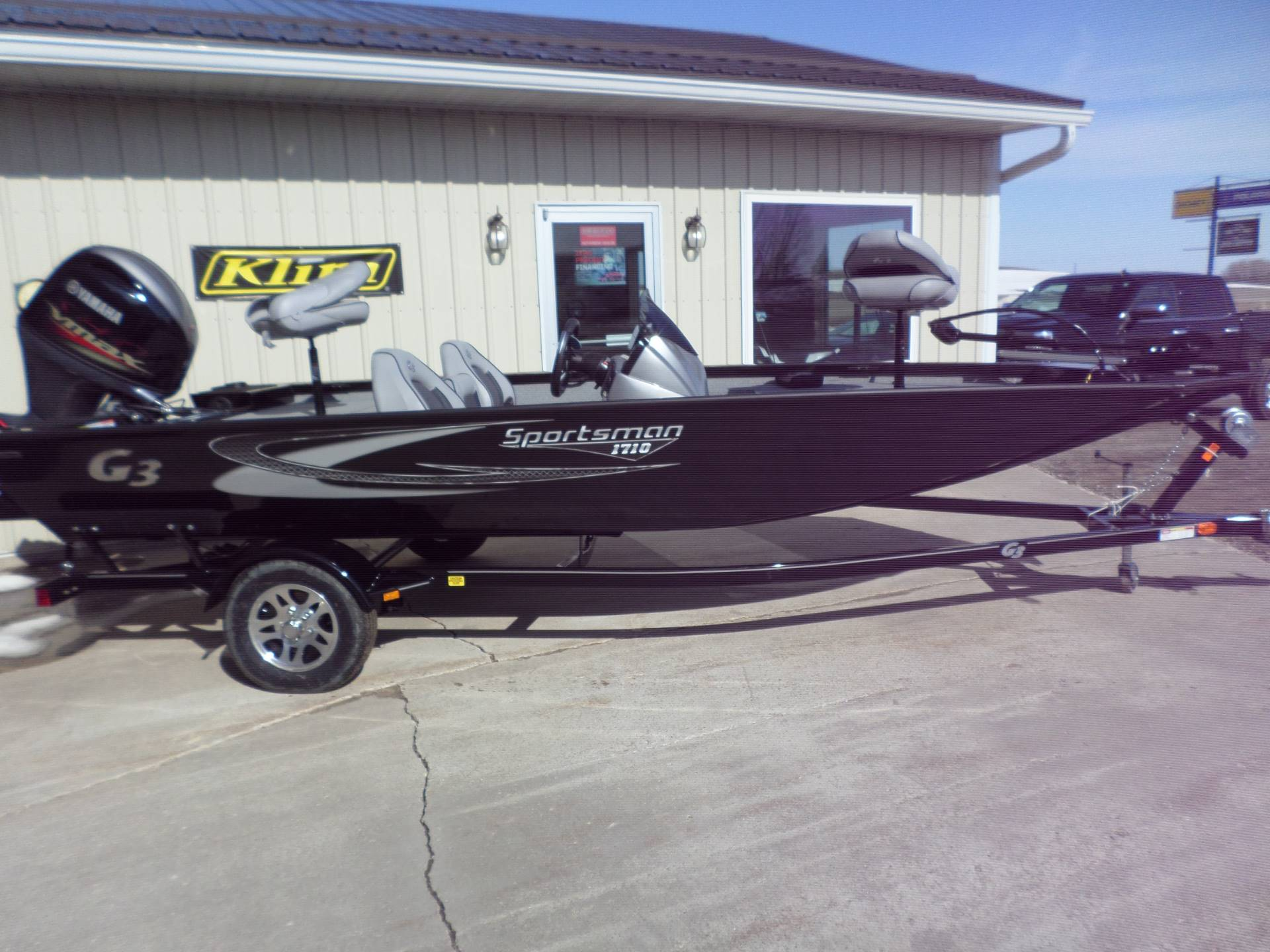 2019 G3 Sportsman 1710 in Lake Mills, Iowa - Photo 1