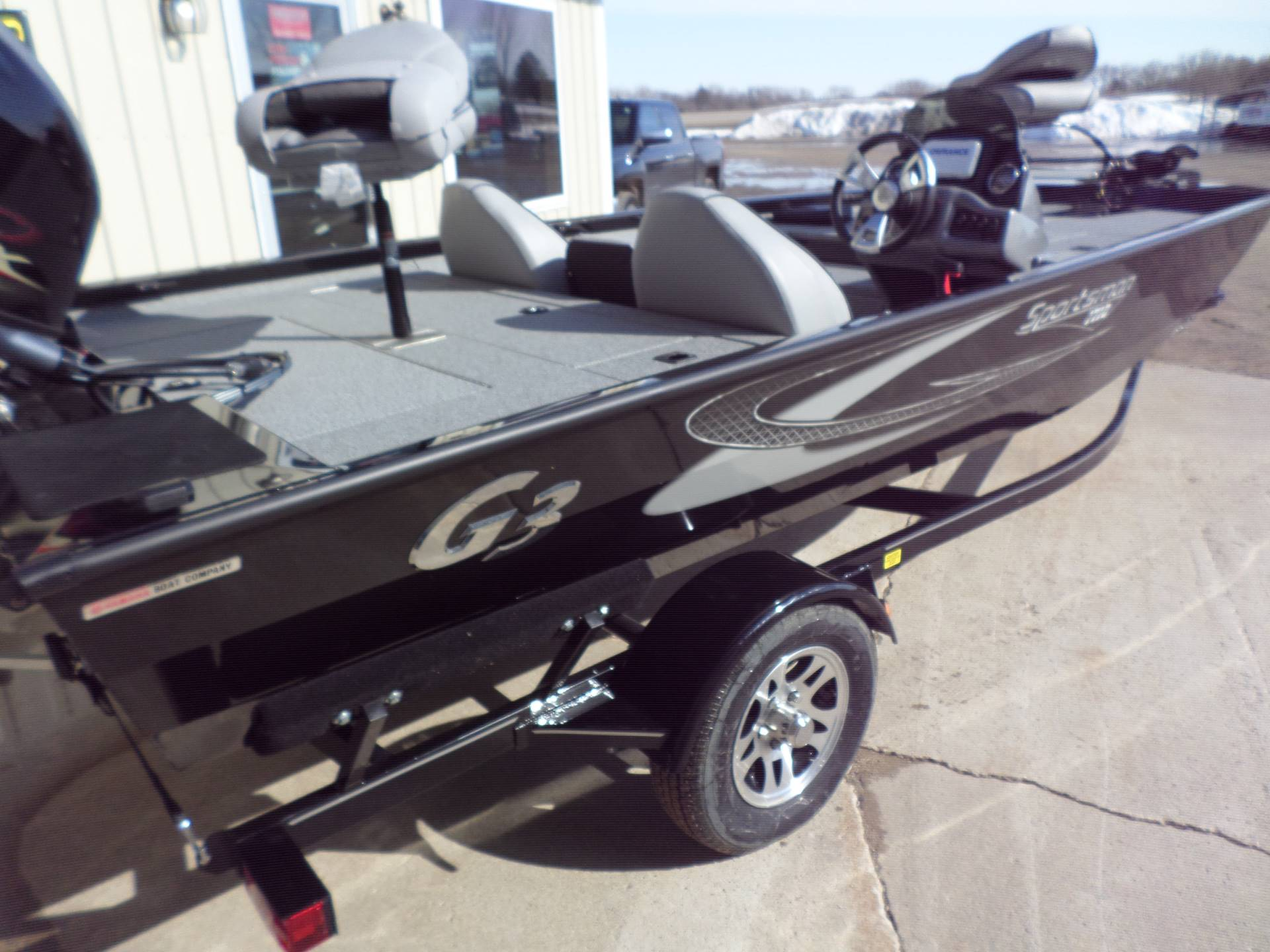 2019 G3 Sportsman 1710 in Lake Mills, Iowa - Photo 3