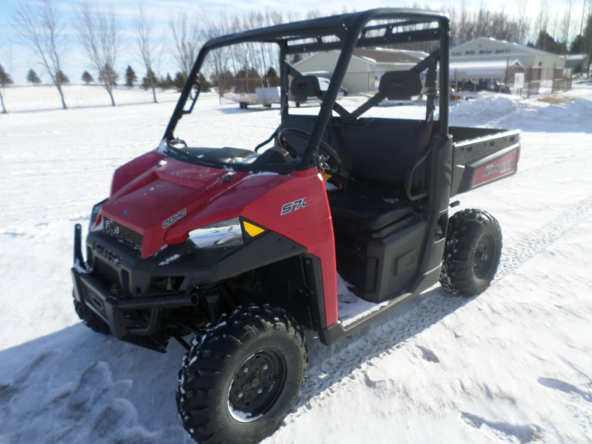 2015 Polaris Ranger570 Full Size for sale 32269
