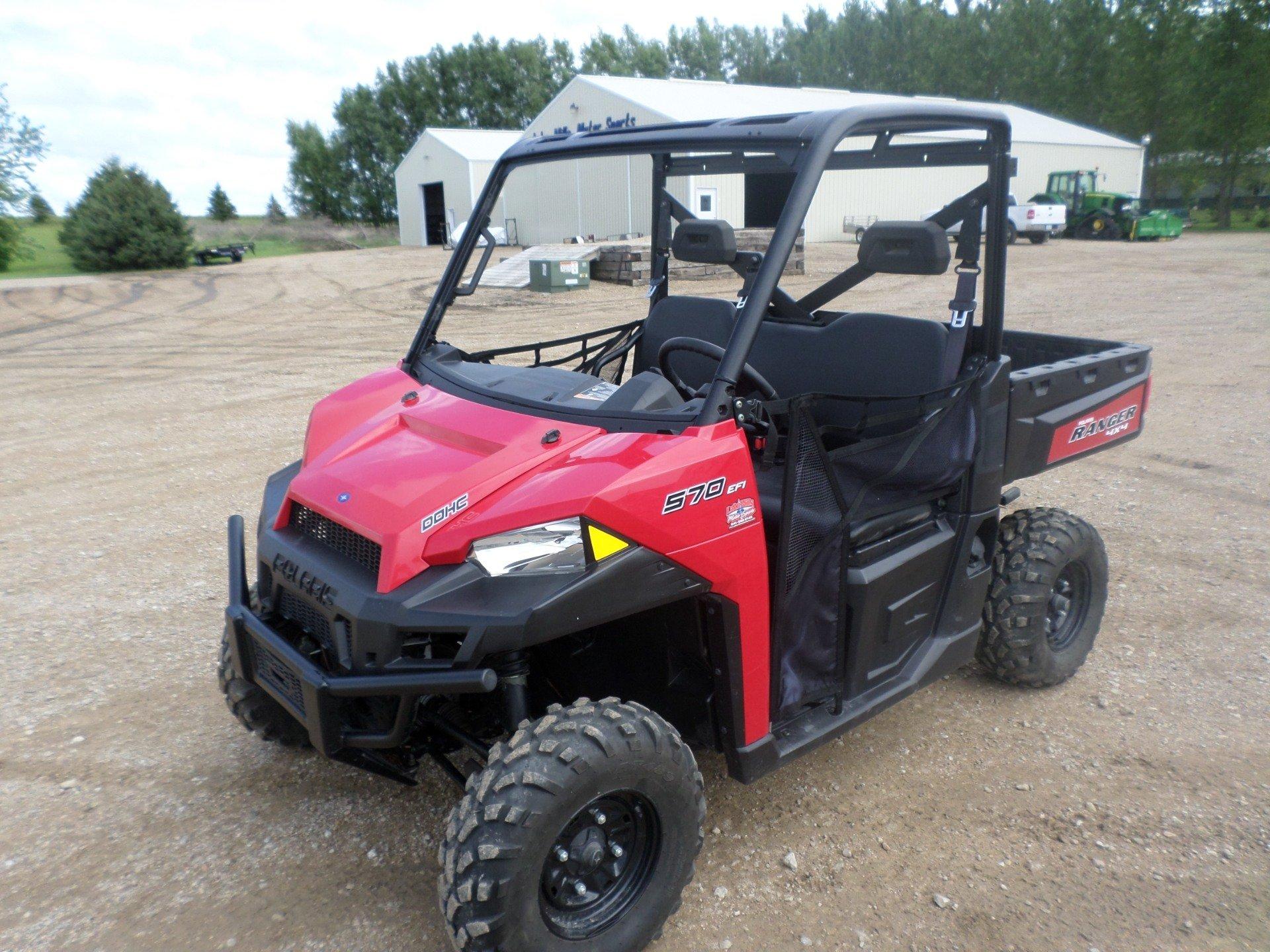 2015 Polaris Ranger570 Full Size for sale 52944