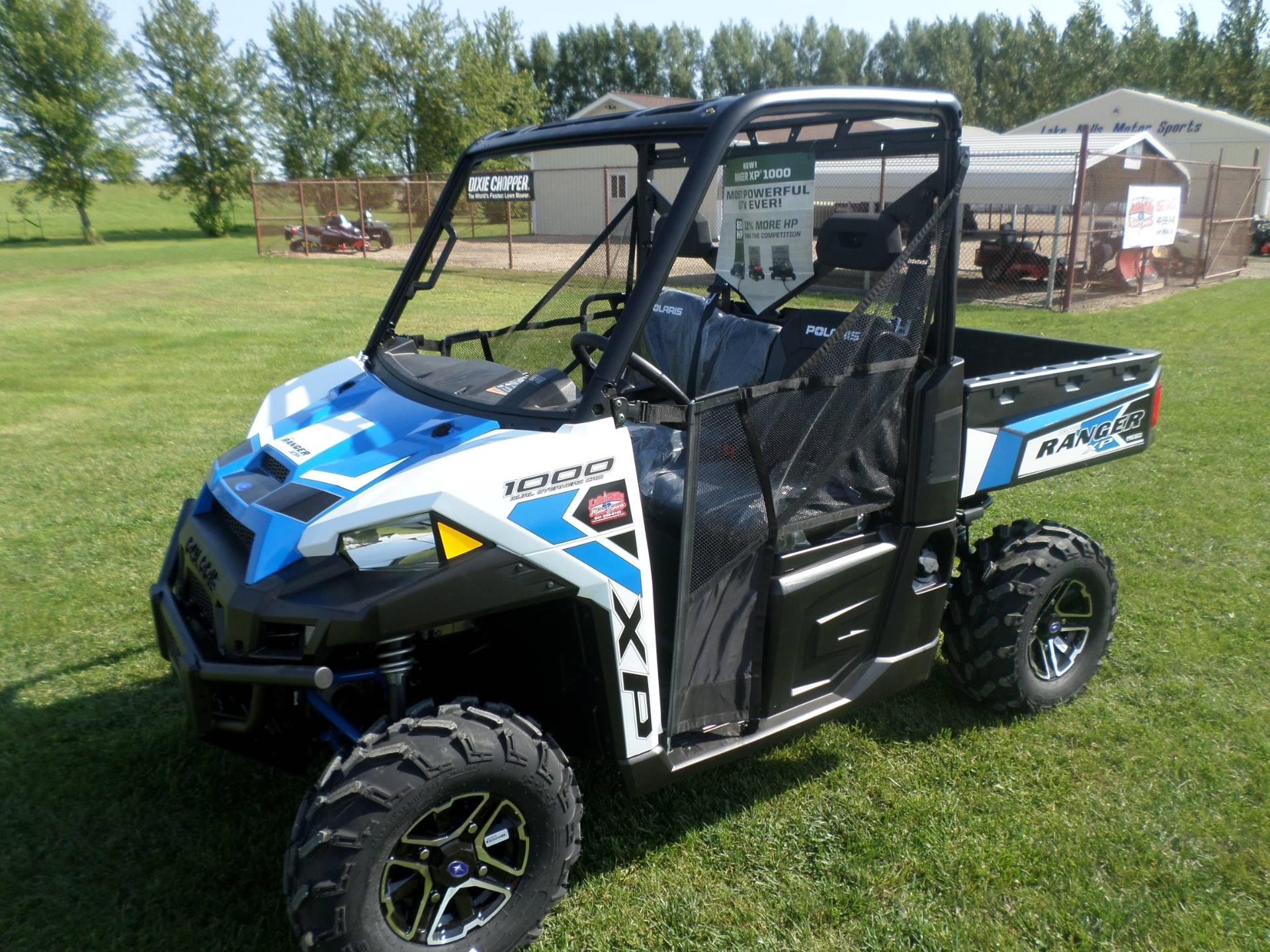 2017 Polaris Ranger XP 1000 EPS for sale 5961