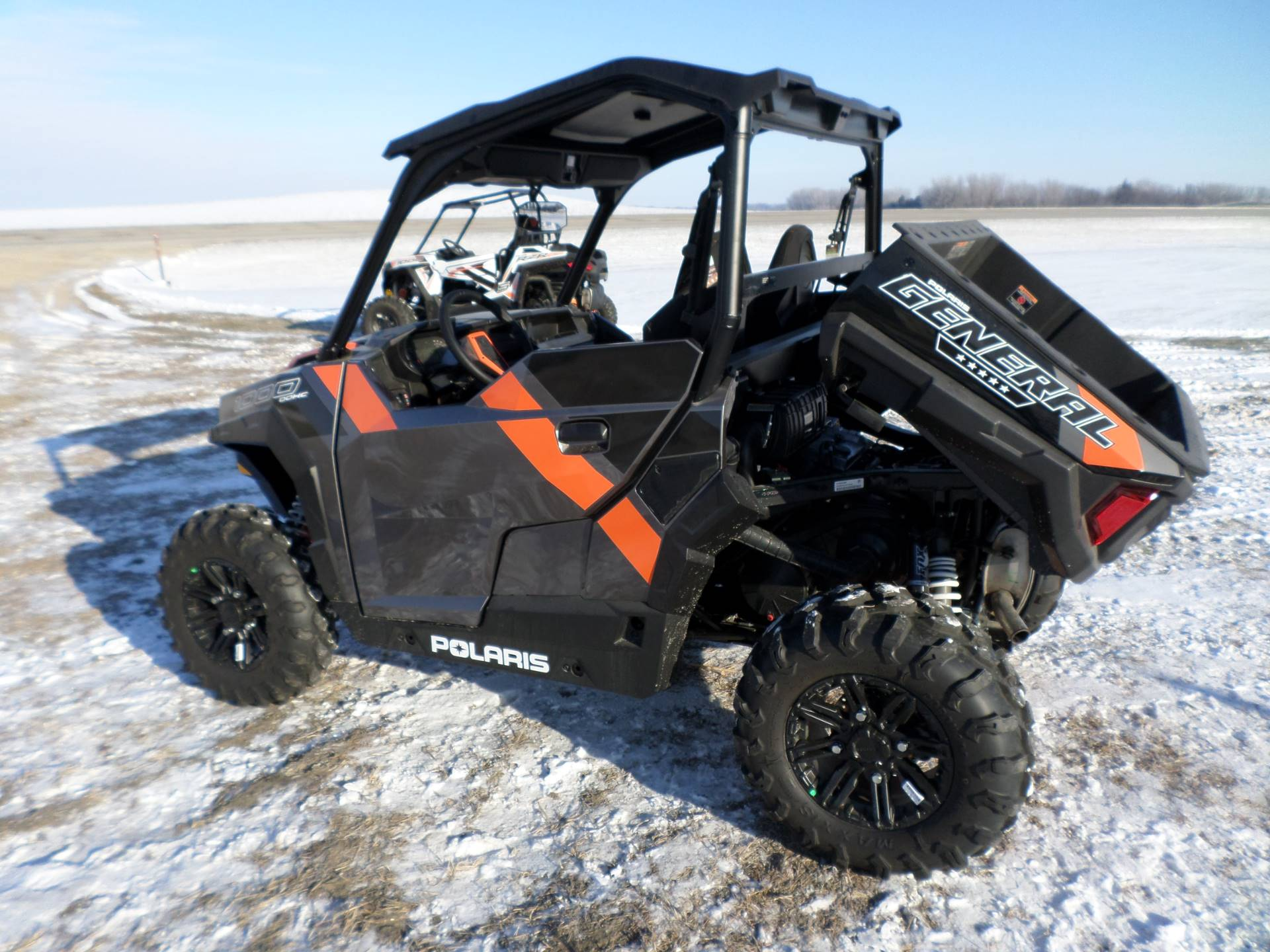 2018 Polaris General 1000 EPS Deluxe 6