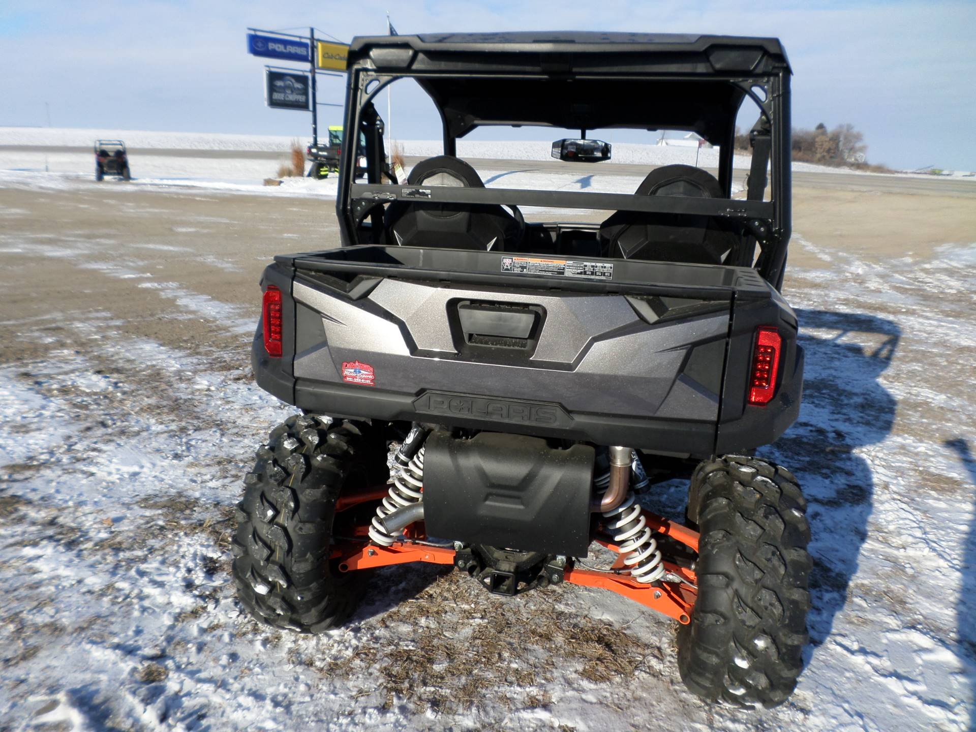 2018 Polaris General 1000 EPS Deluxe 7