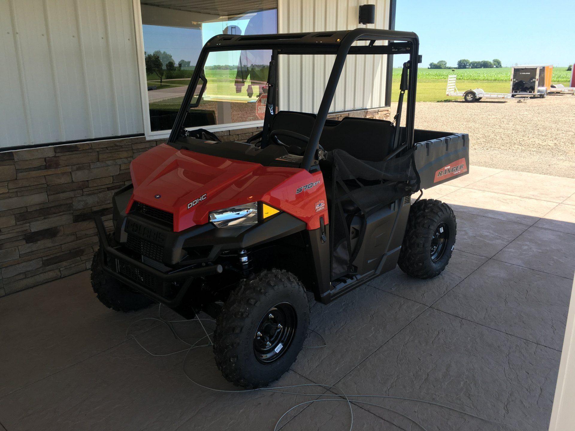 2016 Polaris Ranger 570 for sale 2844