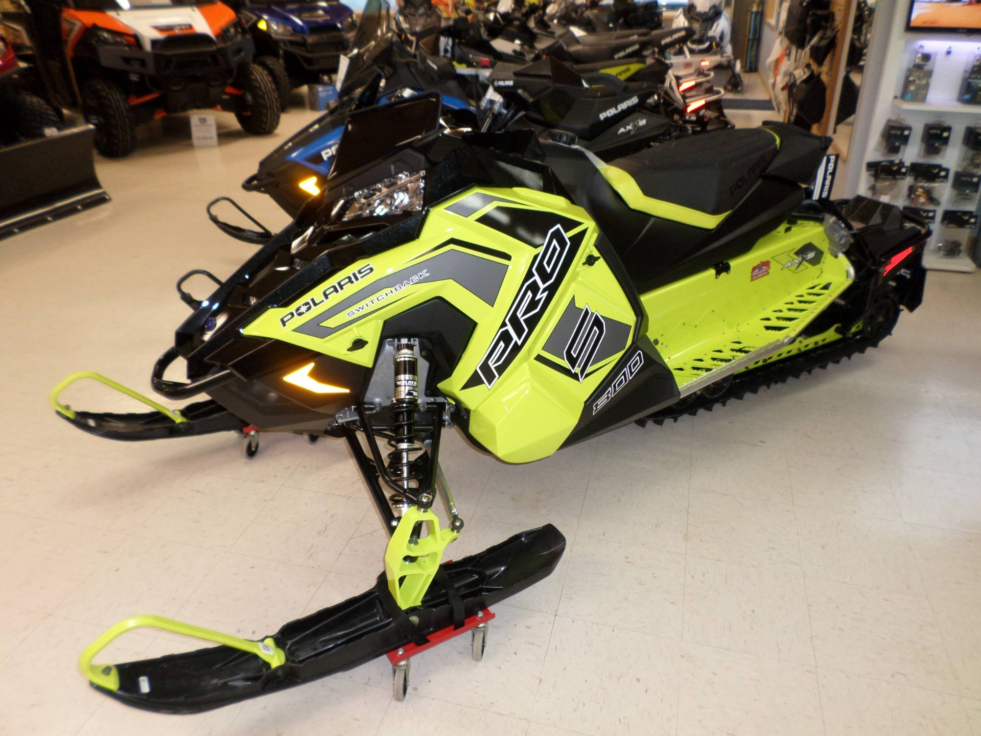 2019 Polaris 800 Switchback Pro-S SnowCheck Select in Lake Mills, Iowa - Photo 1