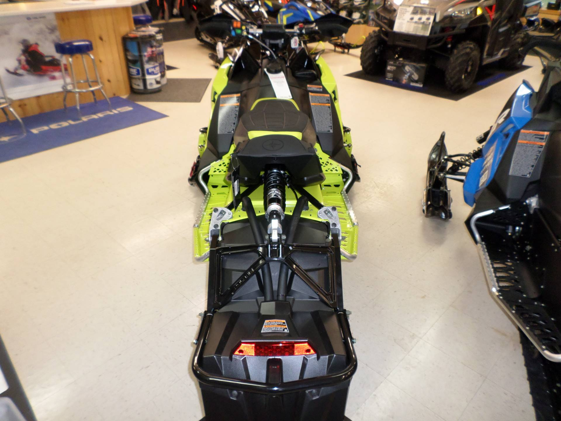 2019 Polaris 800 Switchback Pro-S SnowCheck Select in Lake Mills, Iowa - Photo 4