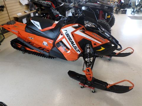 2019 Polaris 800 Switchback Assault 144 SnowCheck Select in Lake Mills, Iowa