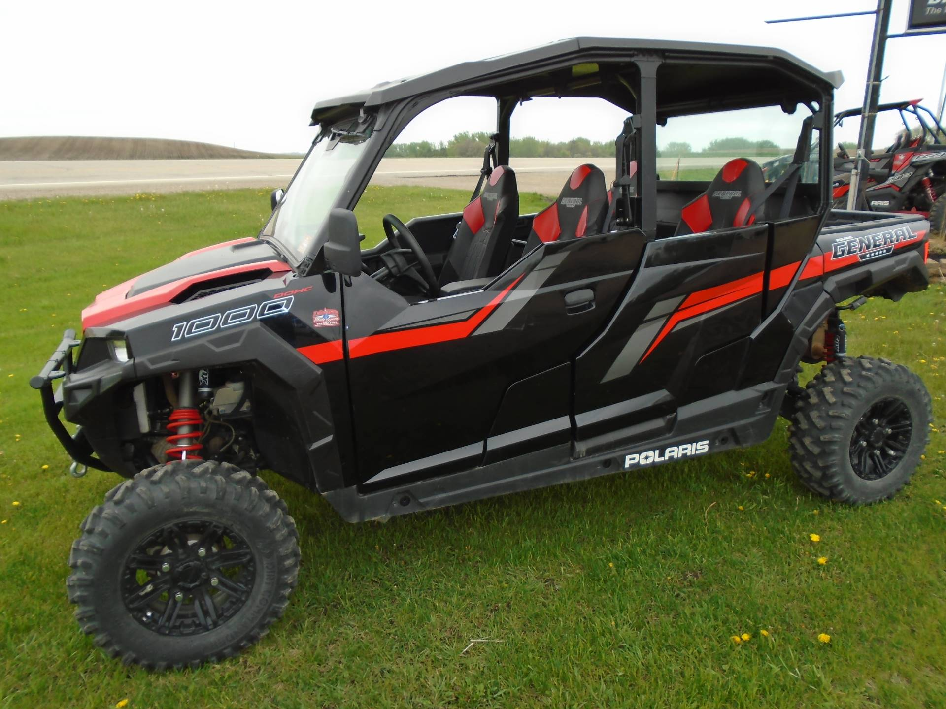 2018 Polaris General 4 1000 EPS in Lake Mills, Iowa - Photo 1