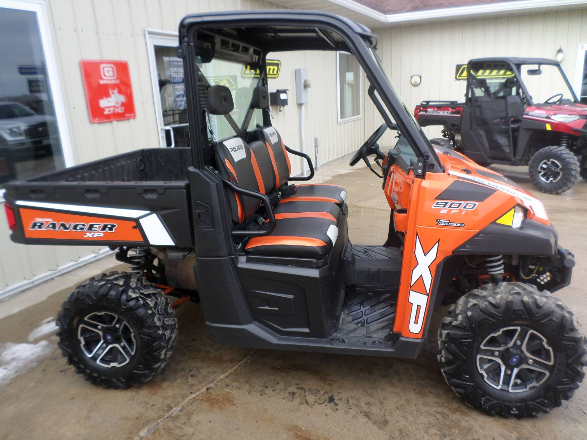 2013 Polaris Ranger XP 900 EPS LE for sale 1574